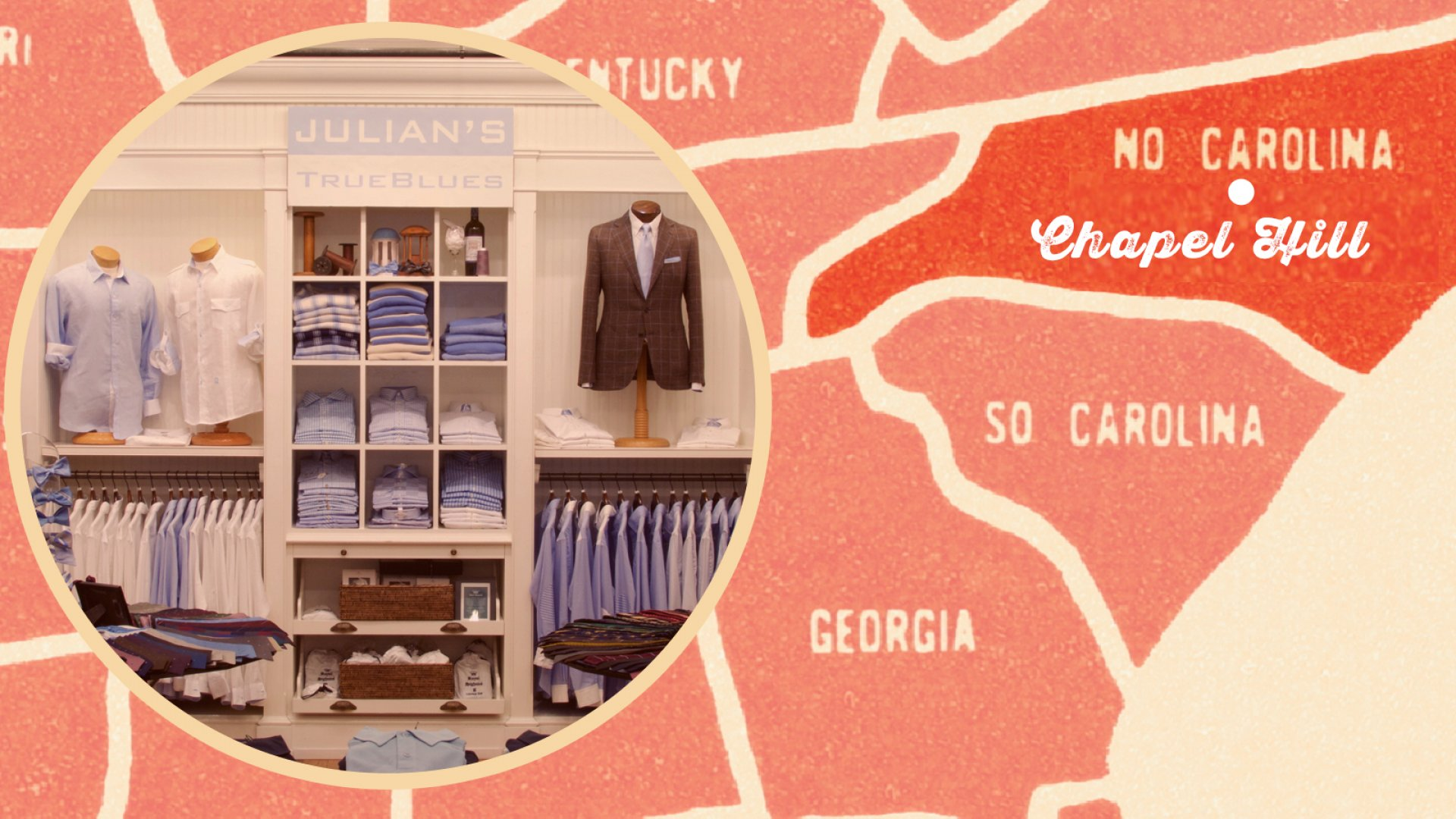 This Shop Brought Ivy-League Style to the South (With an Assist From Michael Jordan)