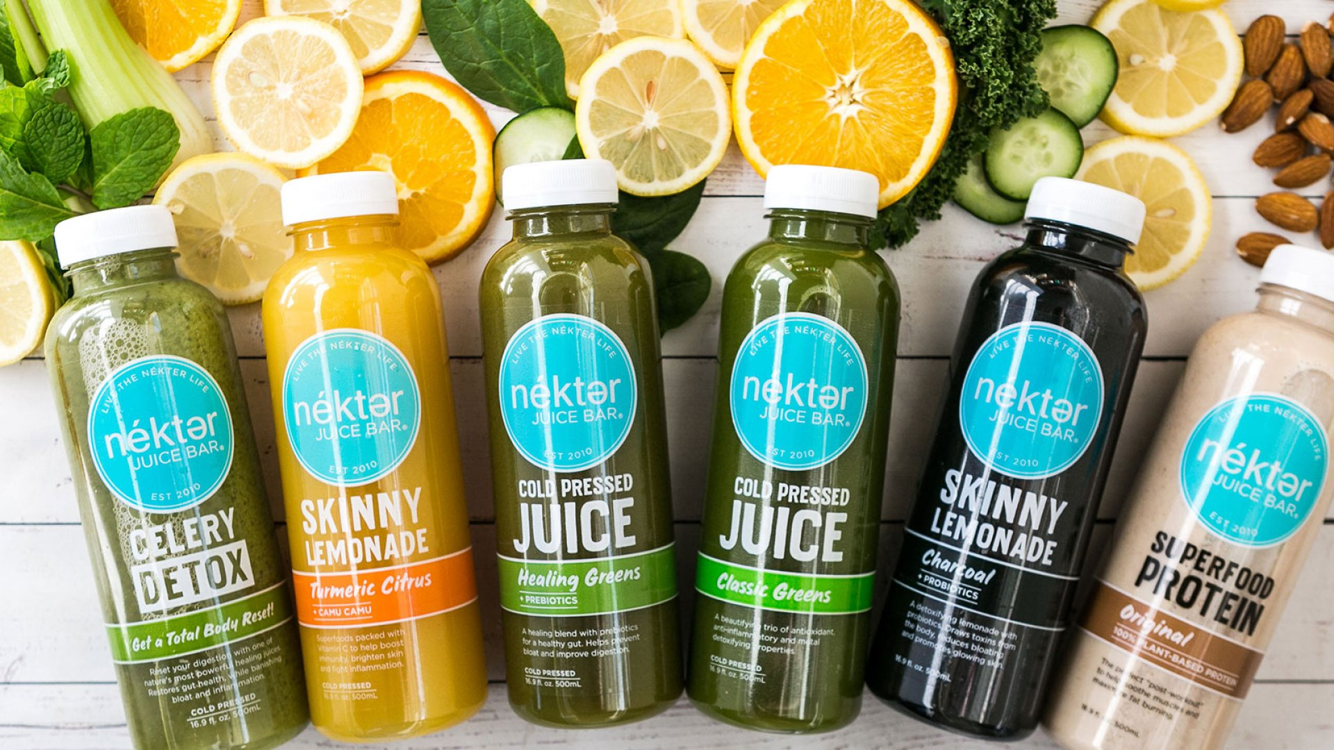 From Infomercial Producer to Juice Bar King