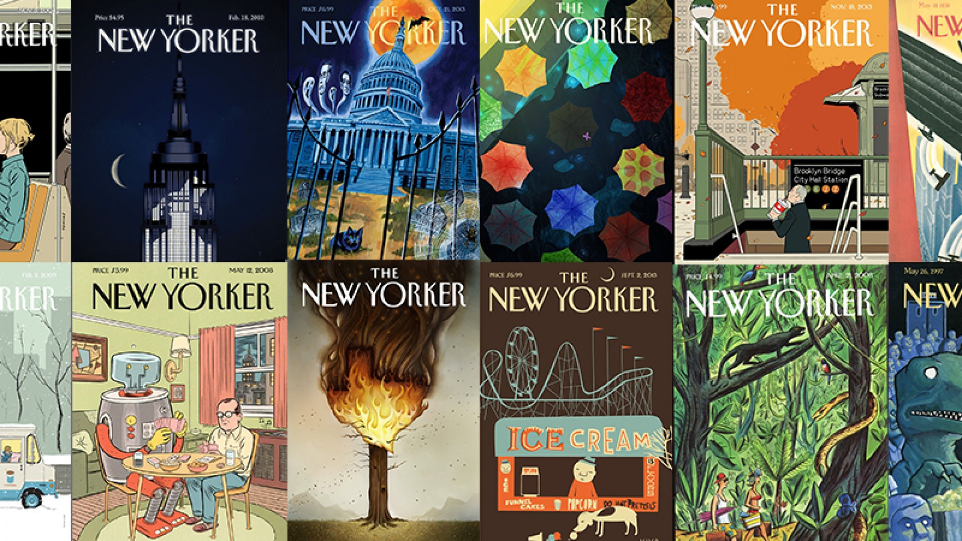 Top 5 Business Longreads Now Free at the New Yorker's Archives