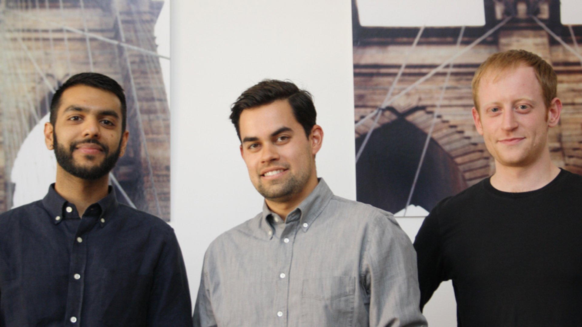 Samir Rayani, David Hoffman, and Alex White are the co-founders of big-data music business Next Big Sound.