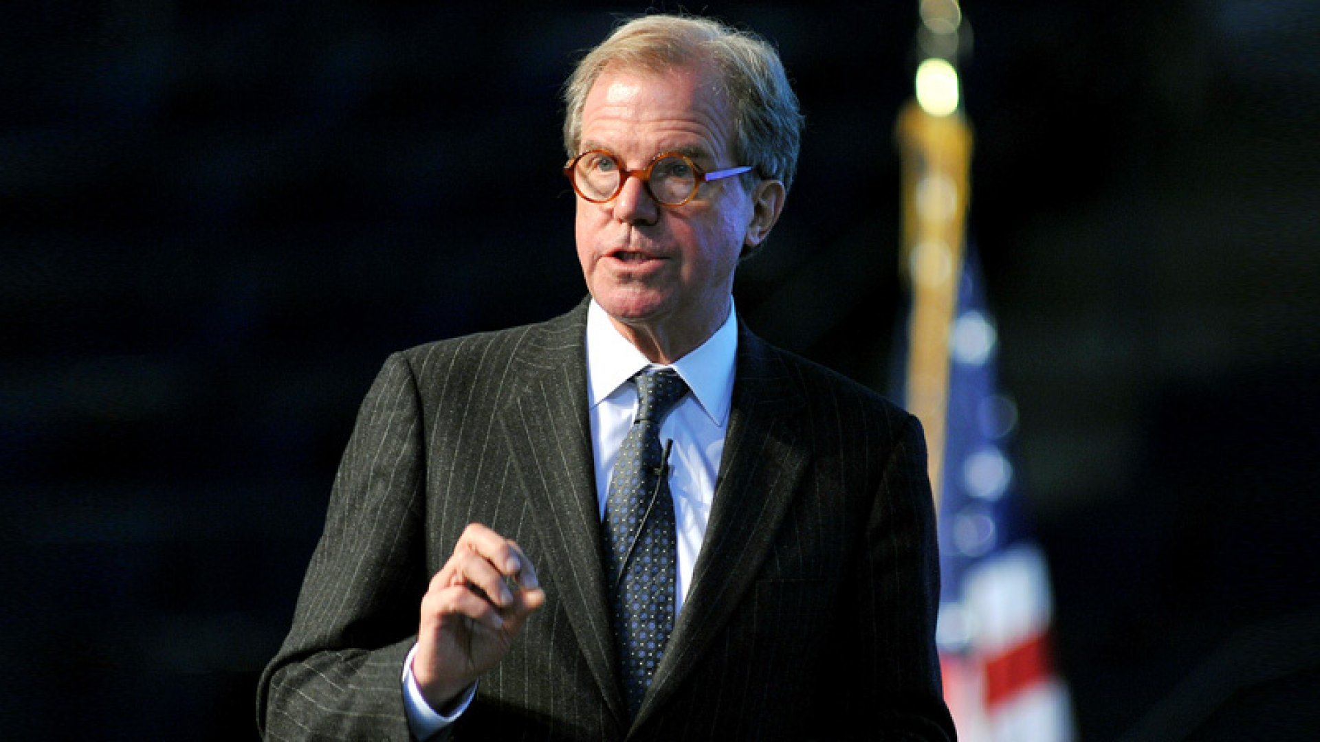 For Nicholas Negroponte, the Future of Tech Is Ingestible (No Joke)