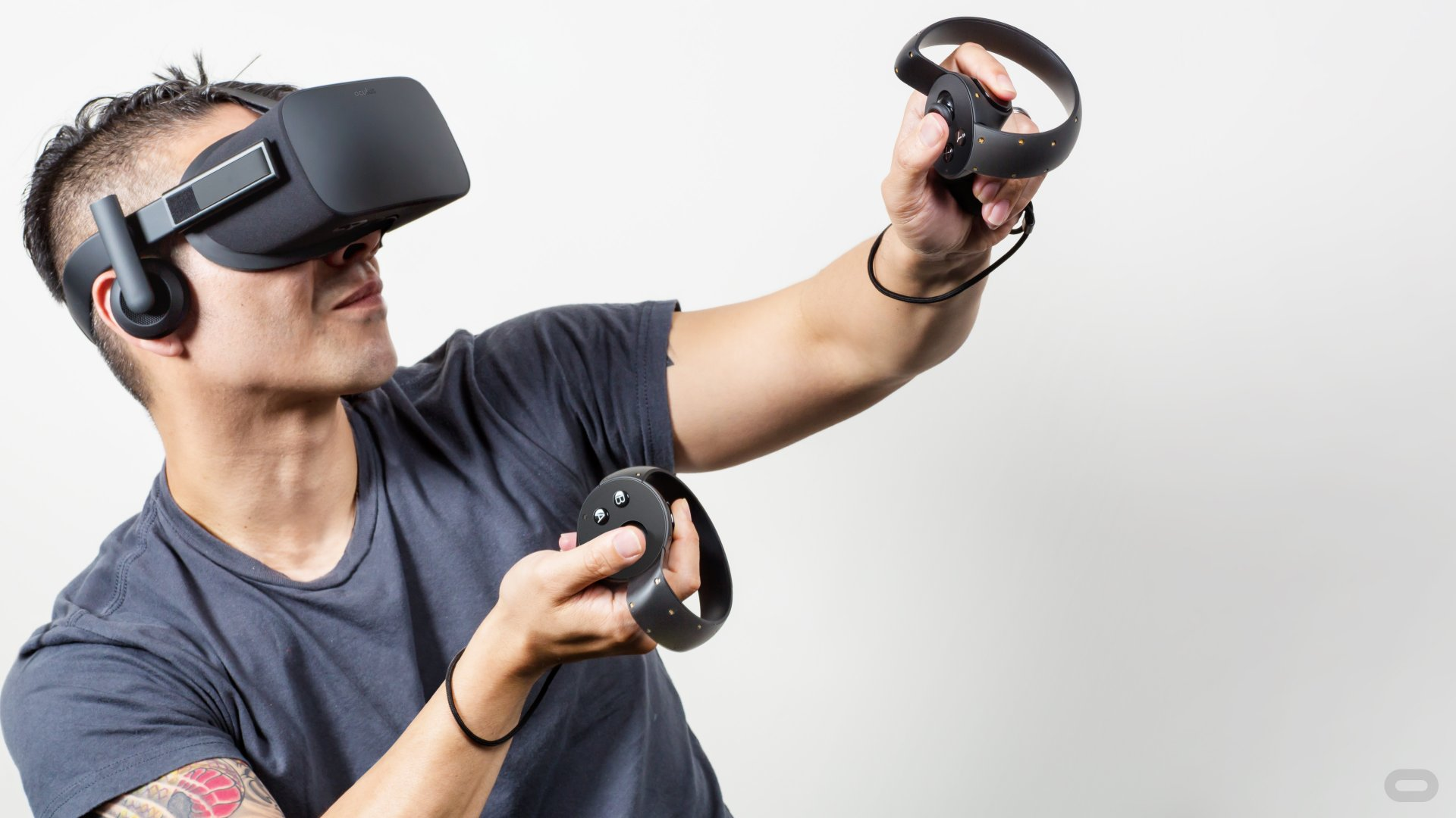 Oculus Wants Virtual Reality to Be Even More Realistic with Oculus Touch