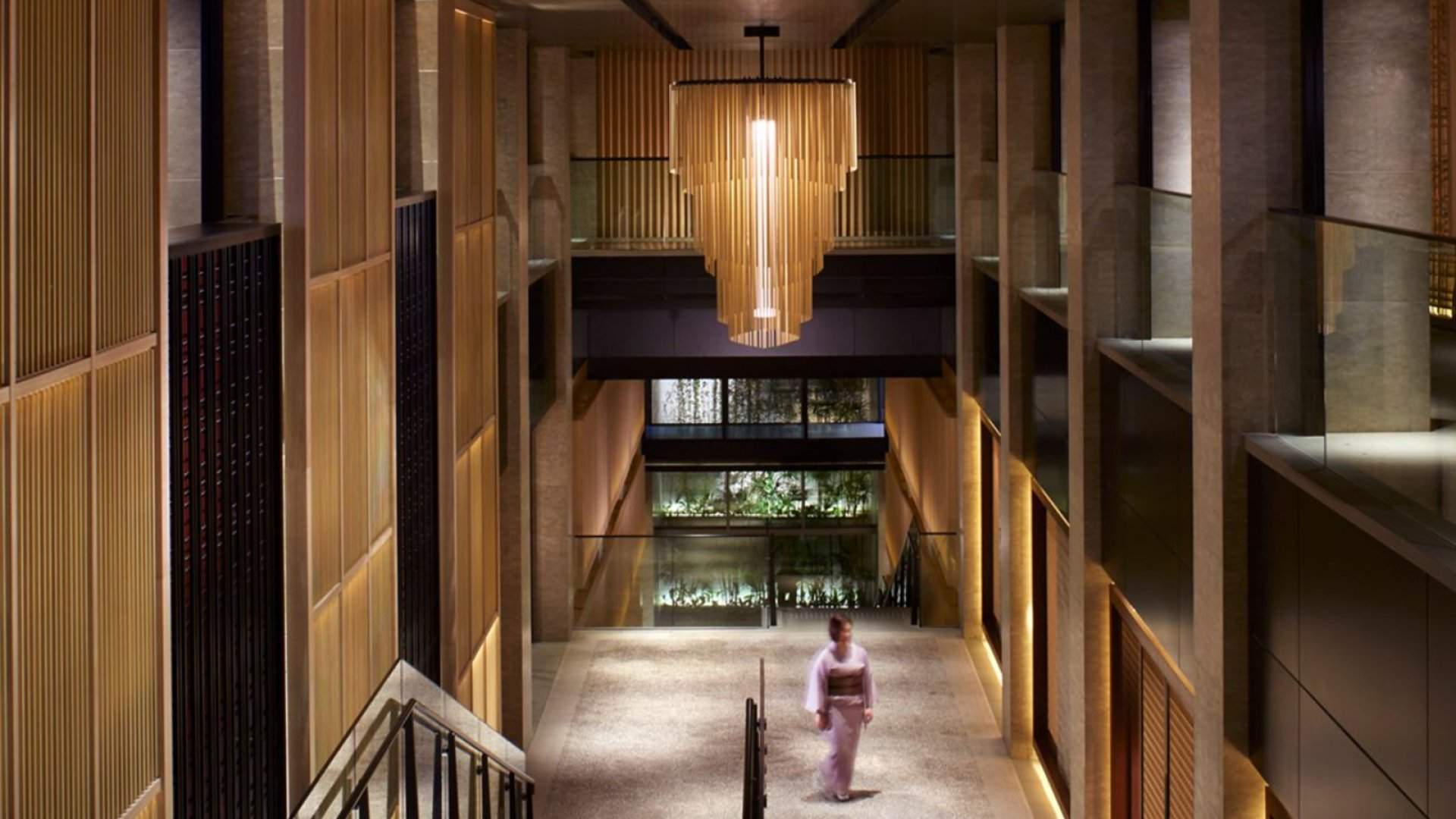 The Ritz-Carlton, Kyoto.