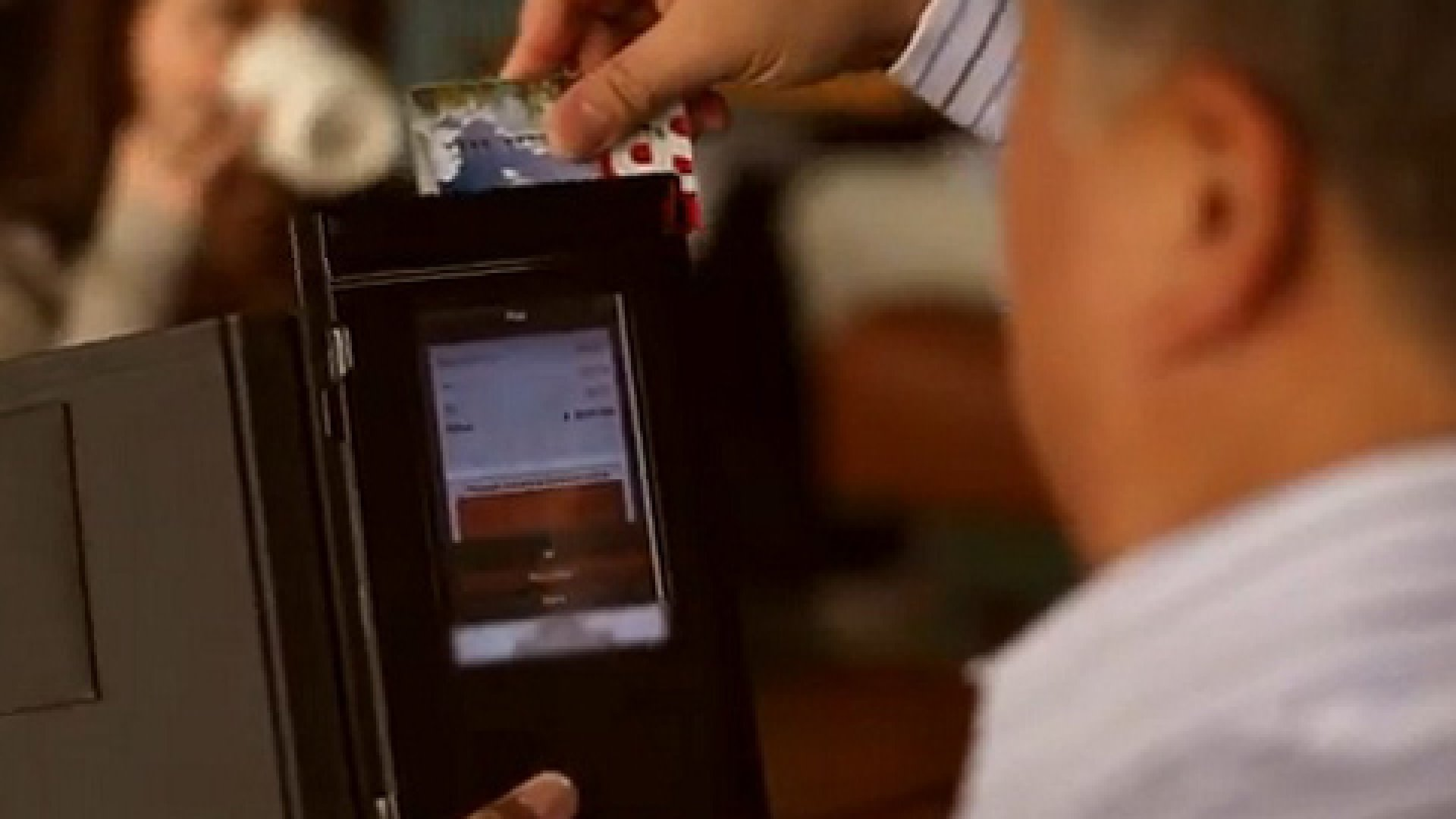 Viableware set out to reinvent the process of paying at restaurants by developing its own tablet and software.