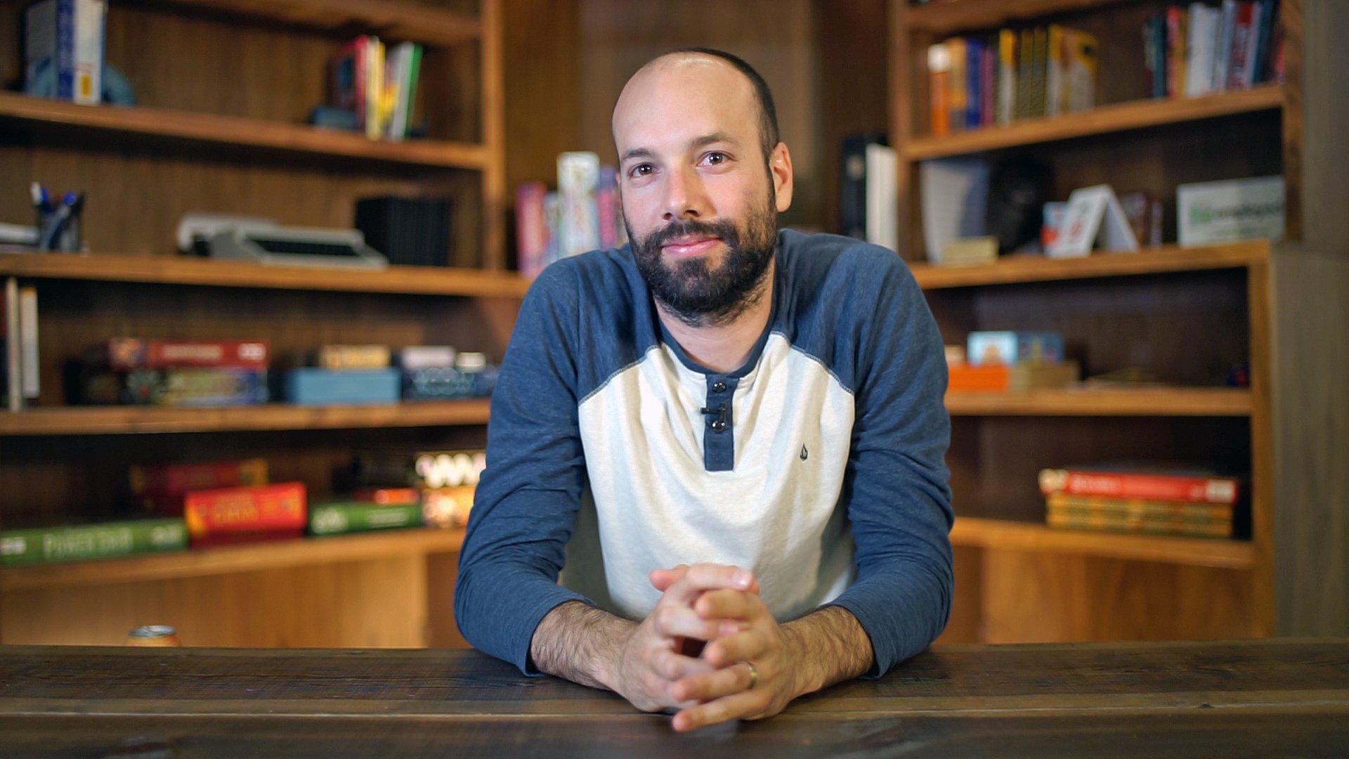 Patreon CEO Jack Conte.
