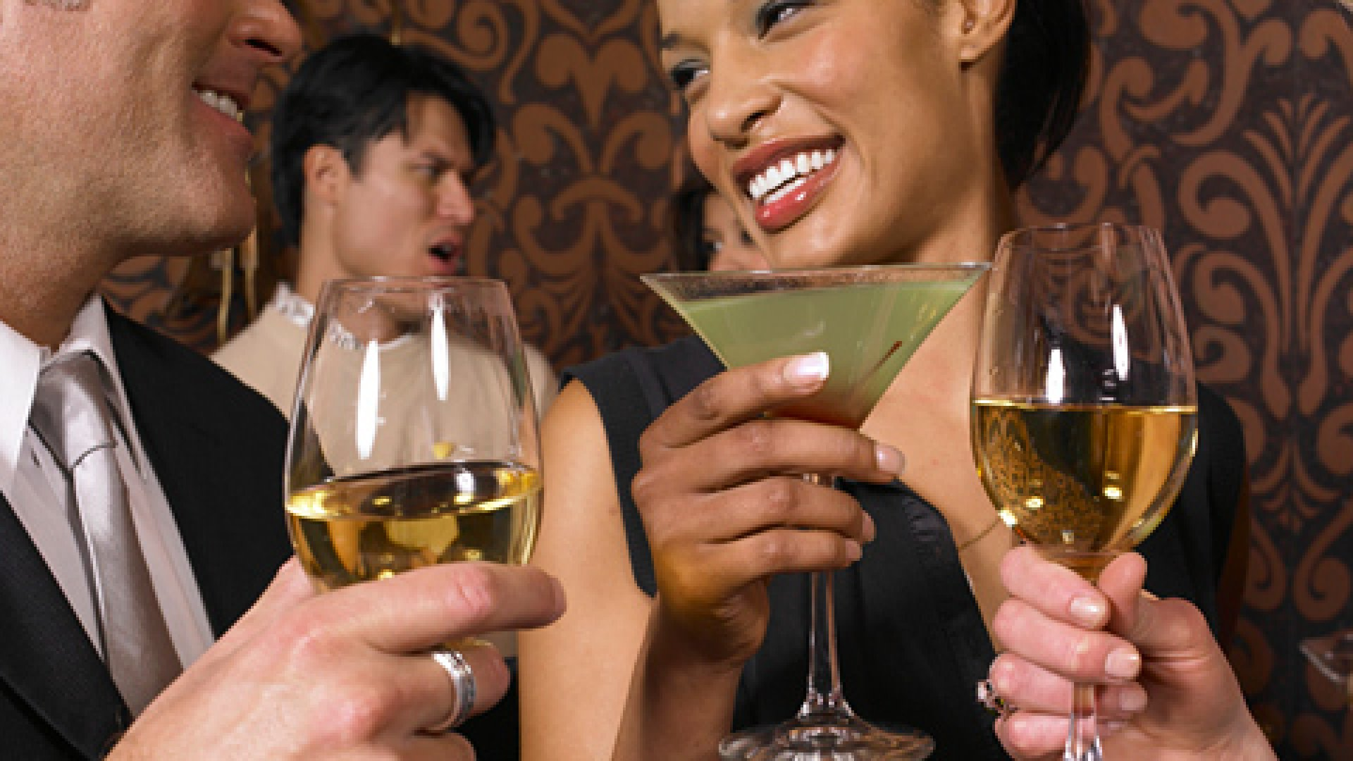 Cheers! Holiday Office Parties Bounce Back