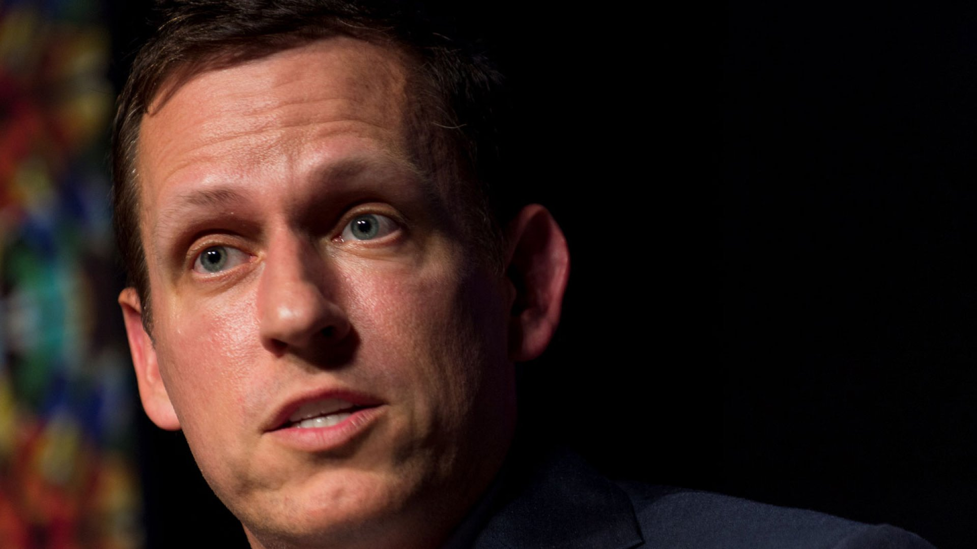 Peter Thiel Is Trying Again to Make Silicon Valley Understand Why He Supports Donald Trump
