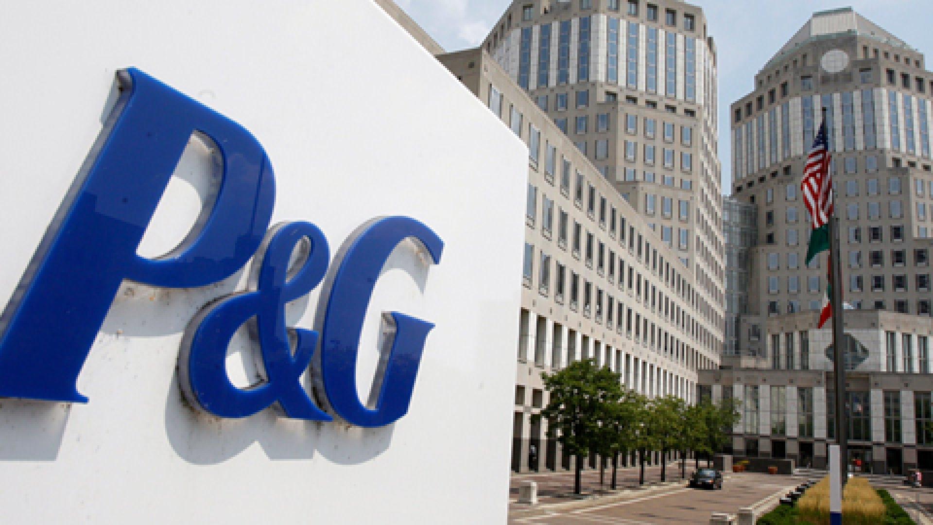 Procter & Gamble Co. headquarters building in Cincinnati