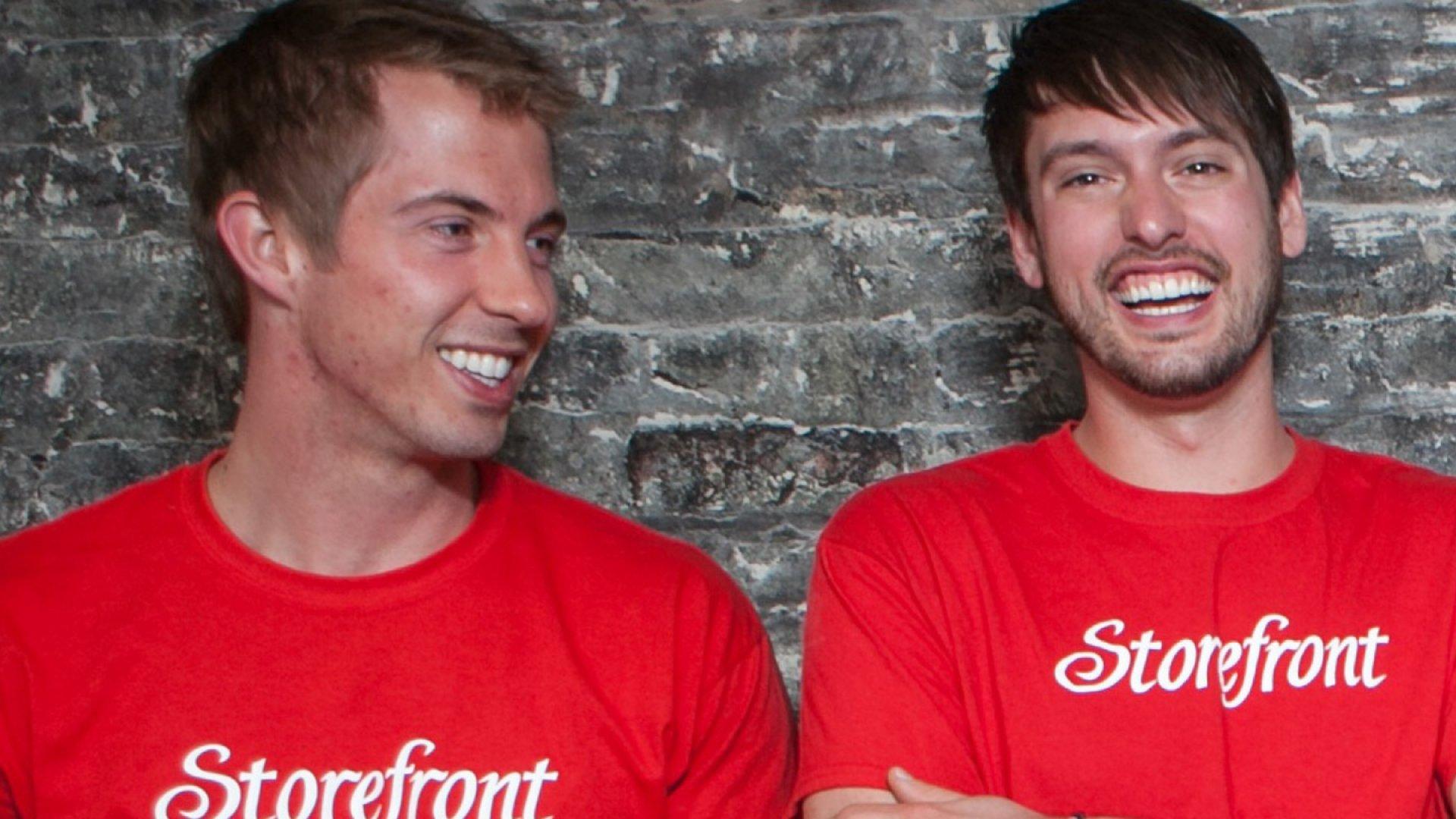Erik Eliason and Tristan Pollock