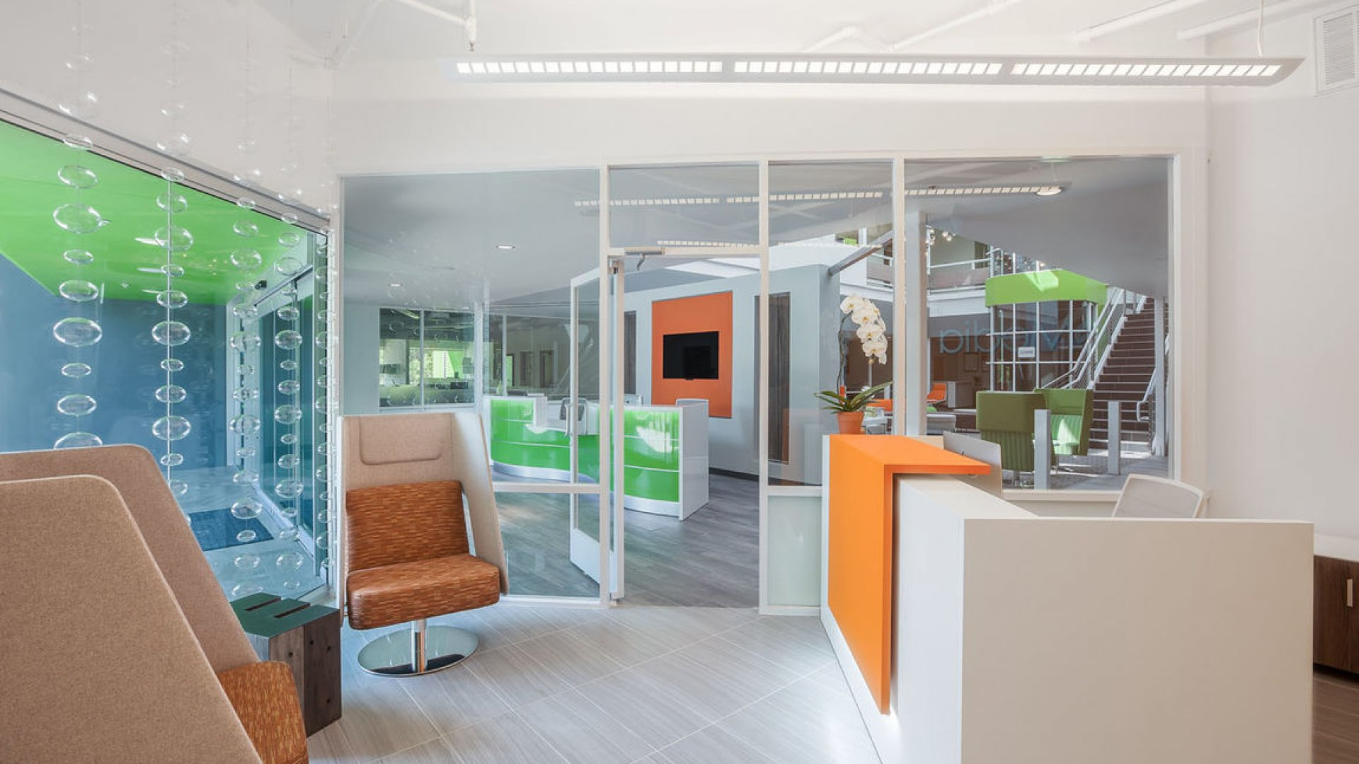 Why You Should Consider Redesigning Your Office's Reception Area