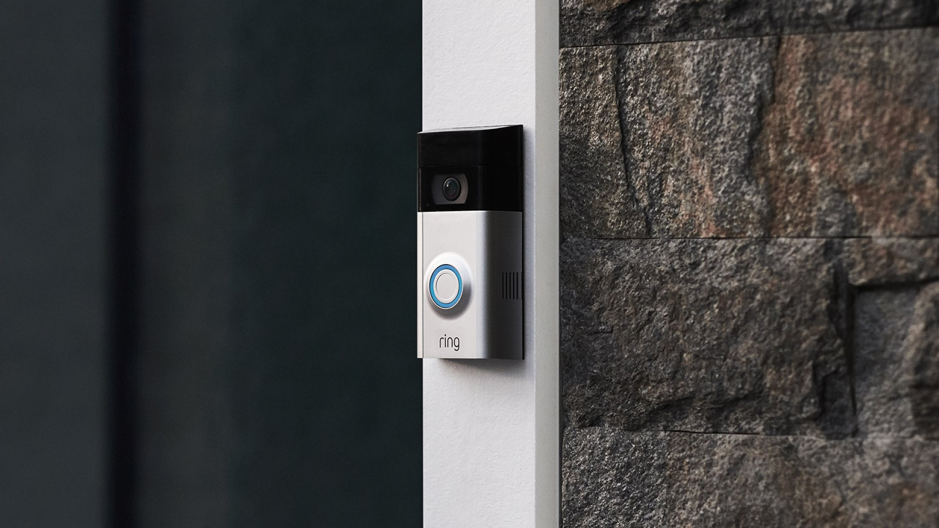 Ring's Video Doorbell. Amazon acquired the company in February 2018.