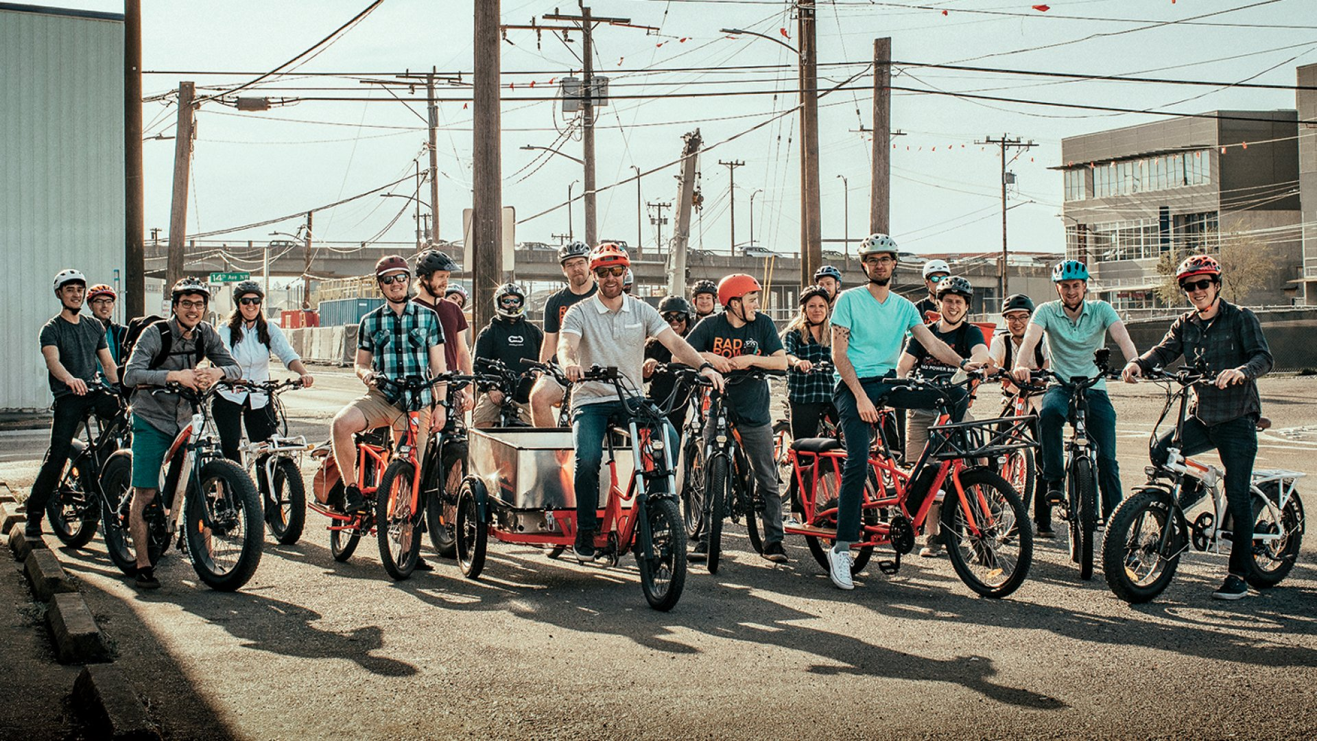 That Electric-Bike Posse in Seattle? It's a Startup on Its Way to $50 Million in Sales