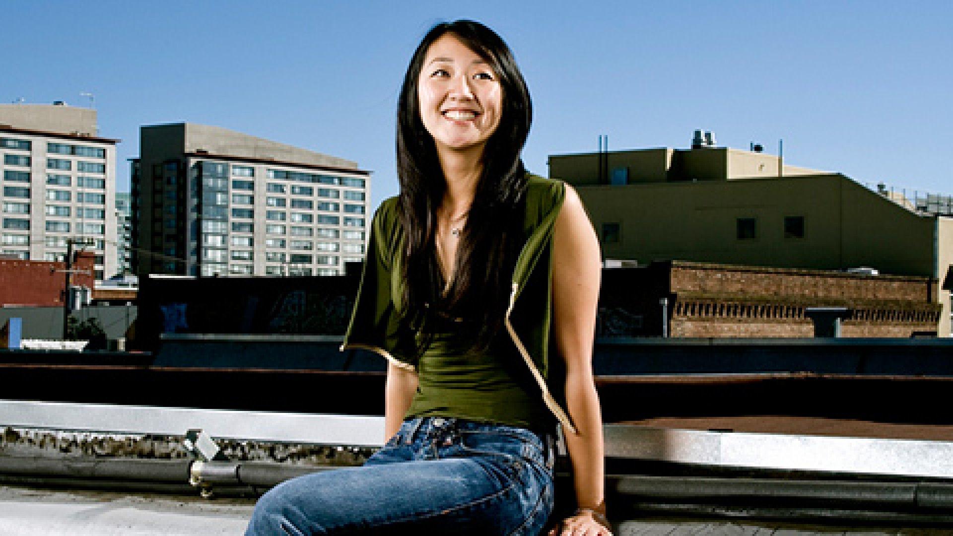 Best Advice I Ever Got: Rebeca Hwang
