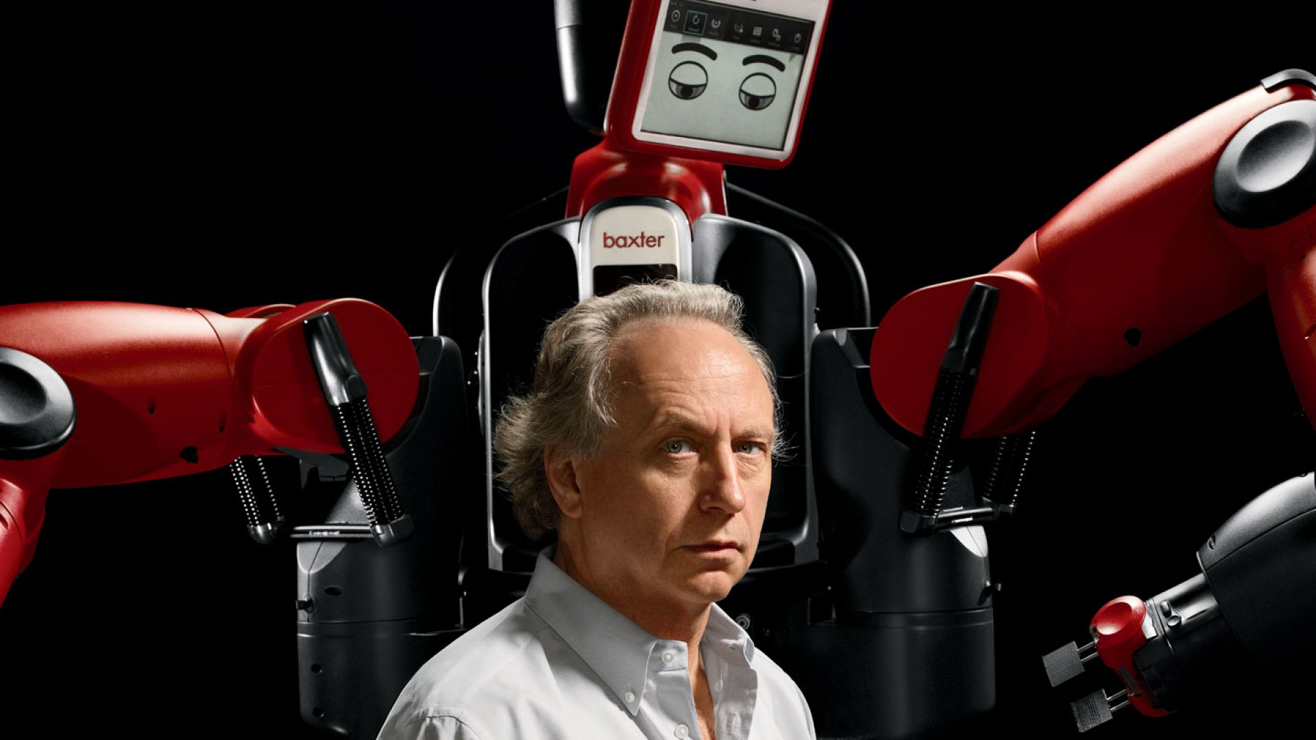 <b>Beyond Vacuums:</b> Rodney Brooks, the creator of the Roomba, is back with a new breakthrough invention--a robot for businesses.
