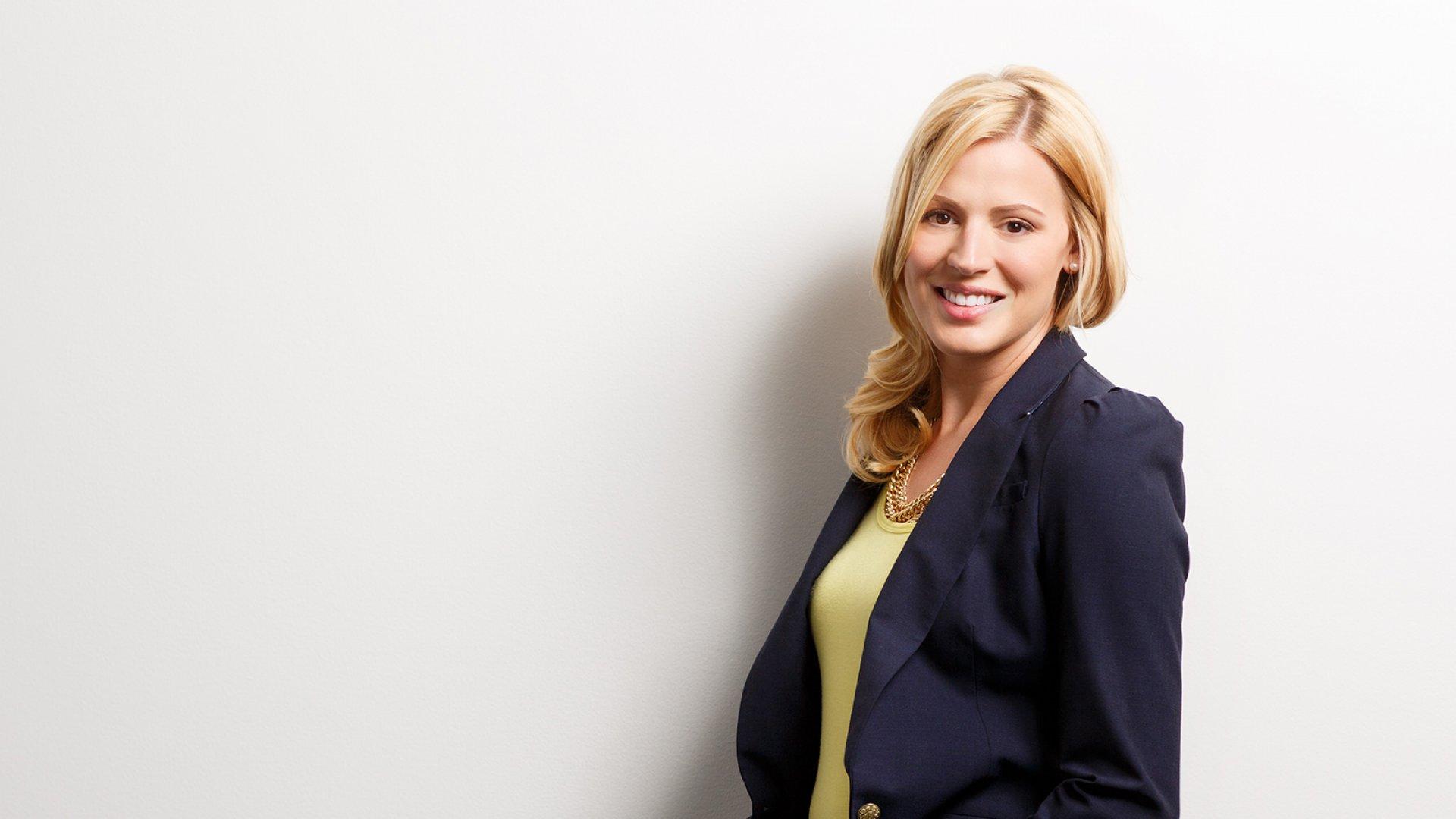 Sara Taylor-Demos, Founder and CEO of Cora Home.