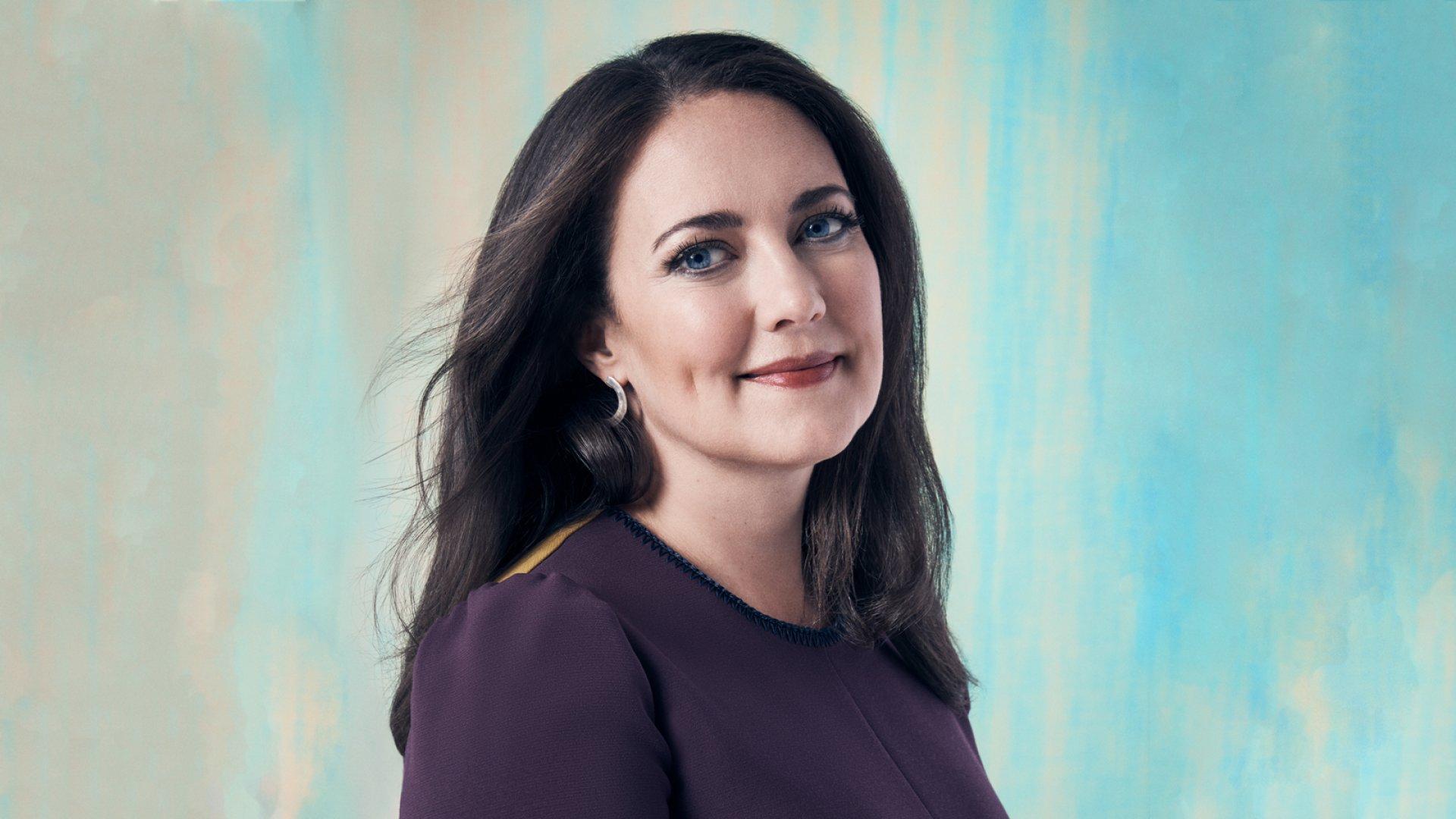 Sarah Kauss.
