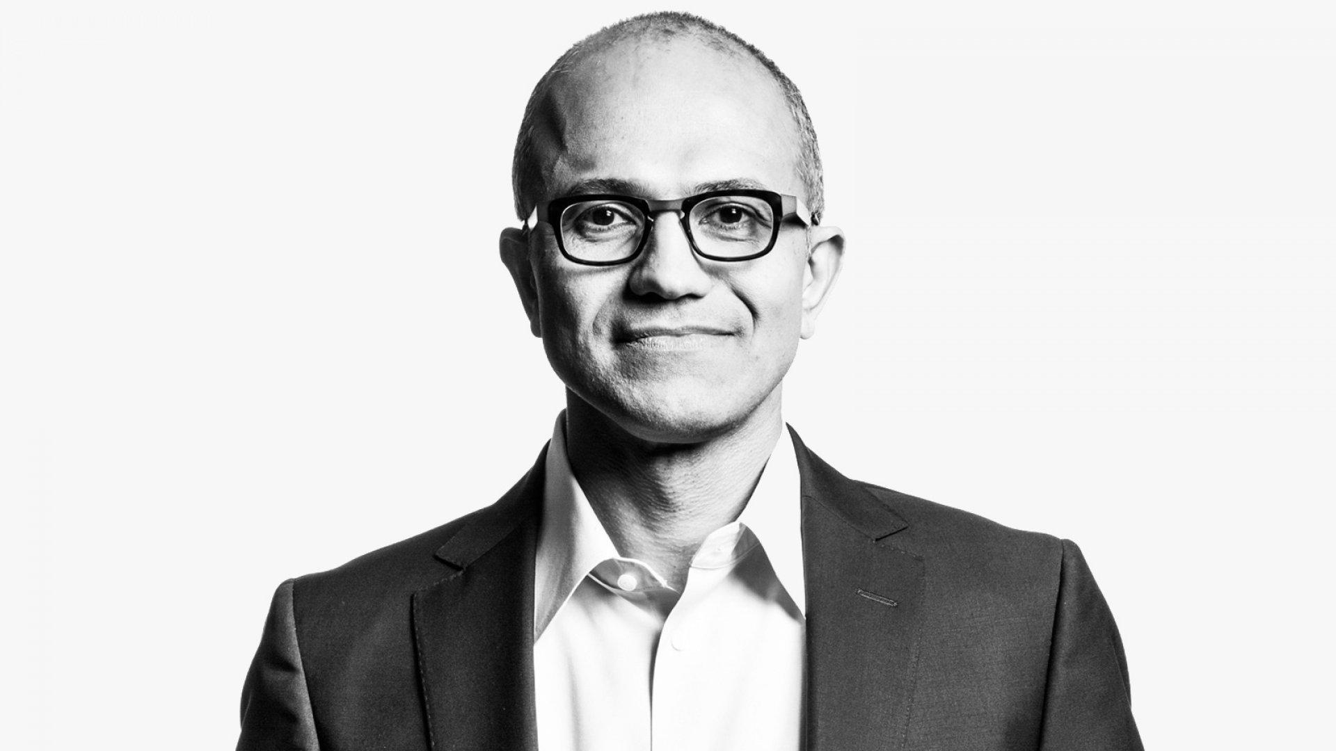 Leadership Lessons From Microsoft's Satya Nadella