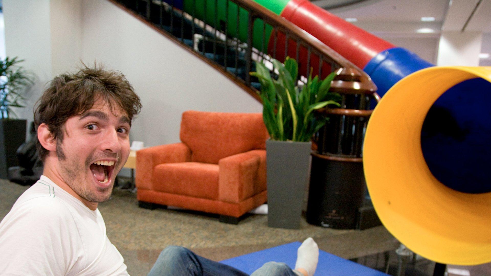 Google's San Francisco Office