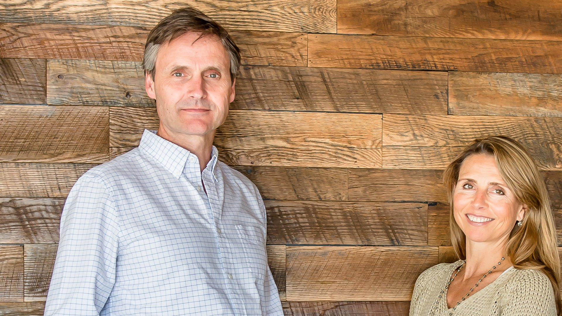 Scott and Ally Svenson, co-founders of MOD Pizza.
