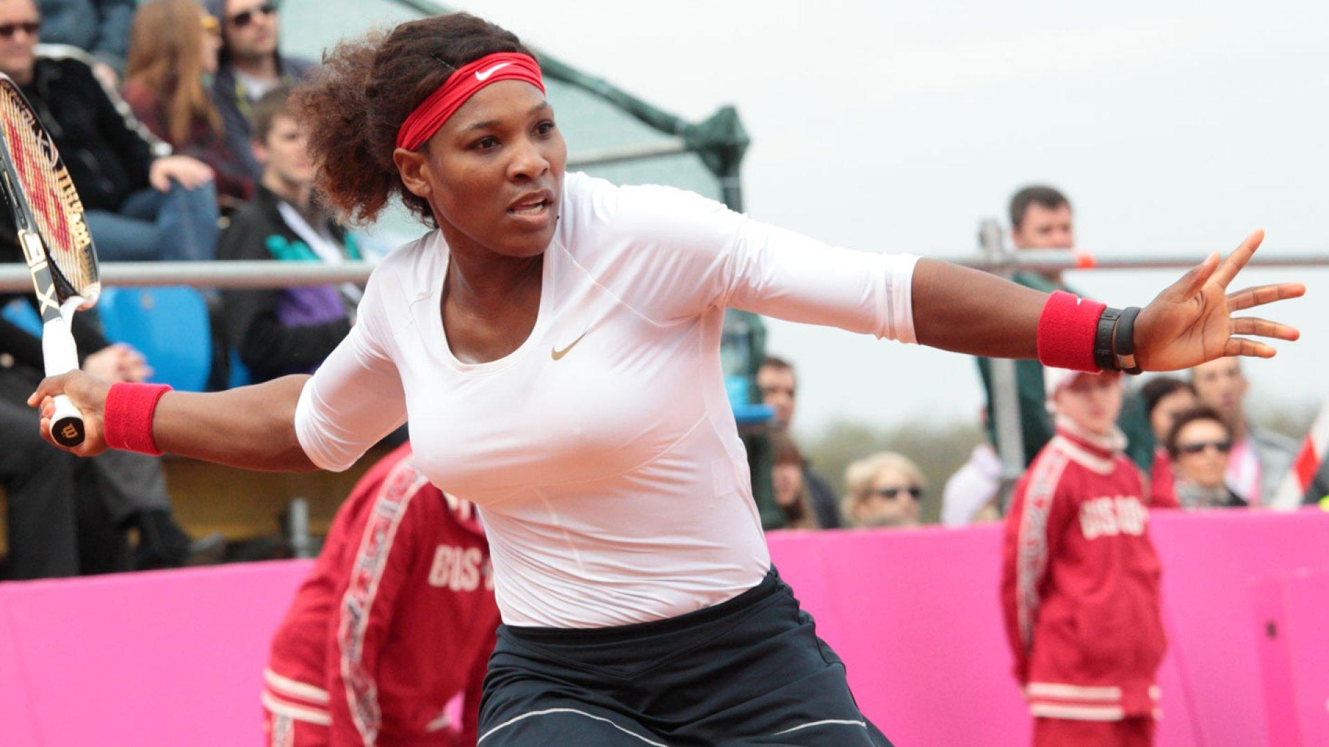 Serena Williams Backs Video-Sharing Start-up