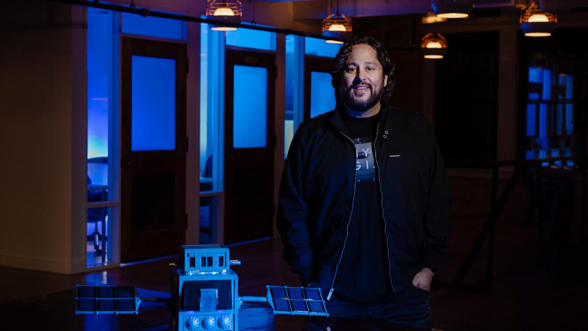Hypergiant, founded by Ben Lamm, is aiming to disrupt the existing data supply chain to help businesses.