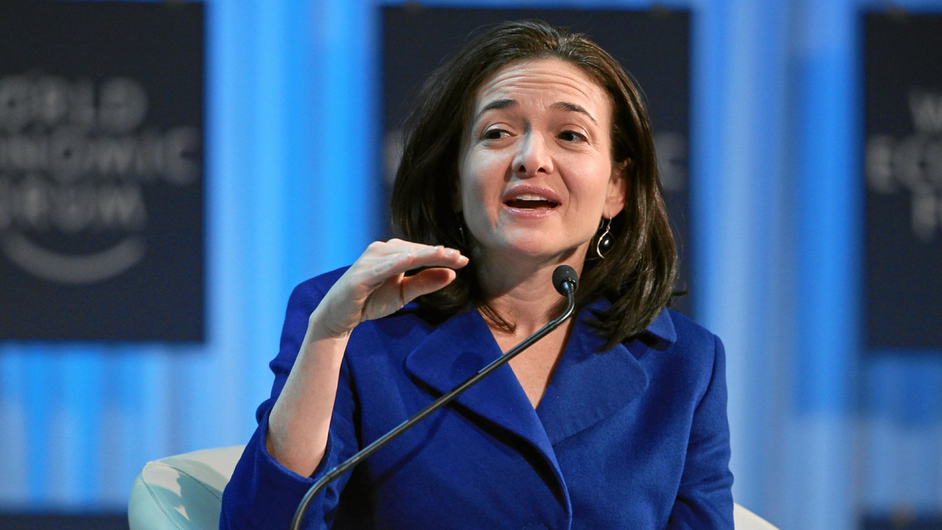 Sheryl Sandberg Leaves Work at 5:30. Why Can't You?