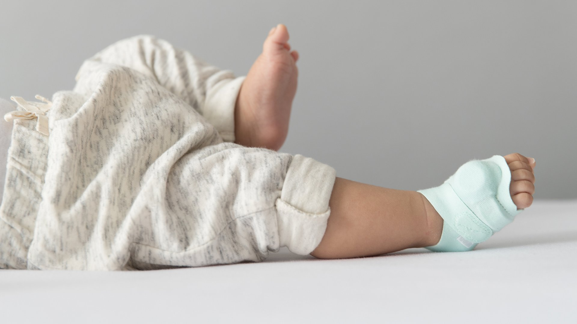 Owlet Smart Sock.