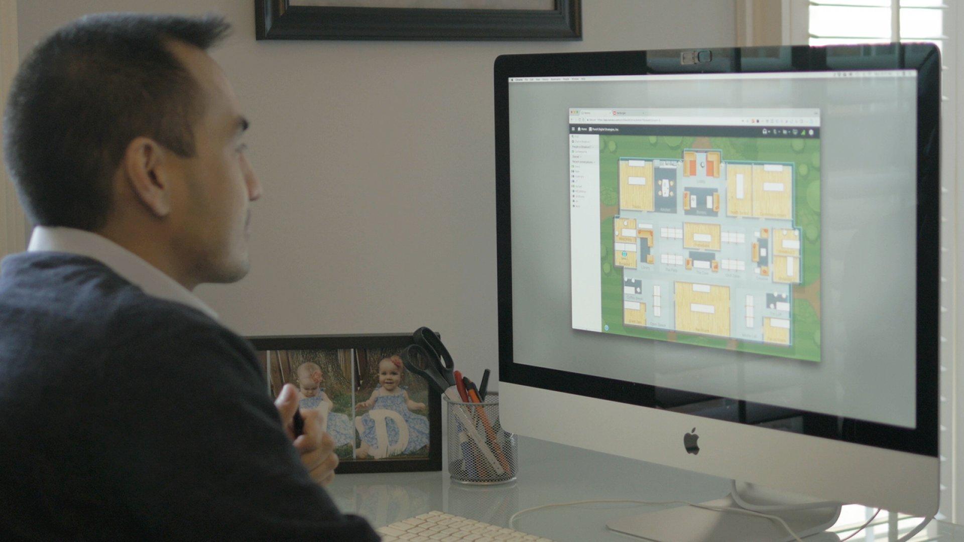 Sococo, a virtual office company.
