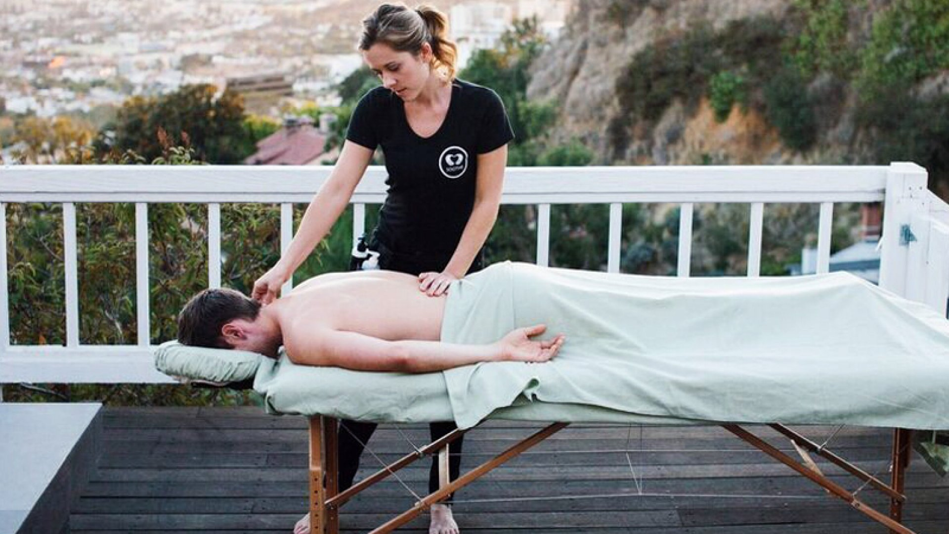 Welcome to the Billion-Dollar, Uber-for-Massages Industry