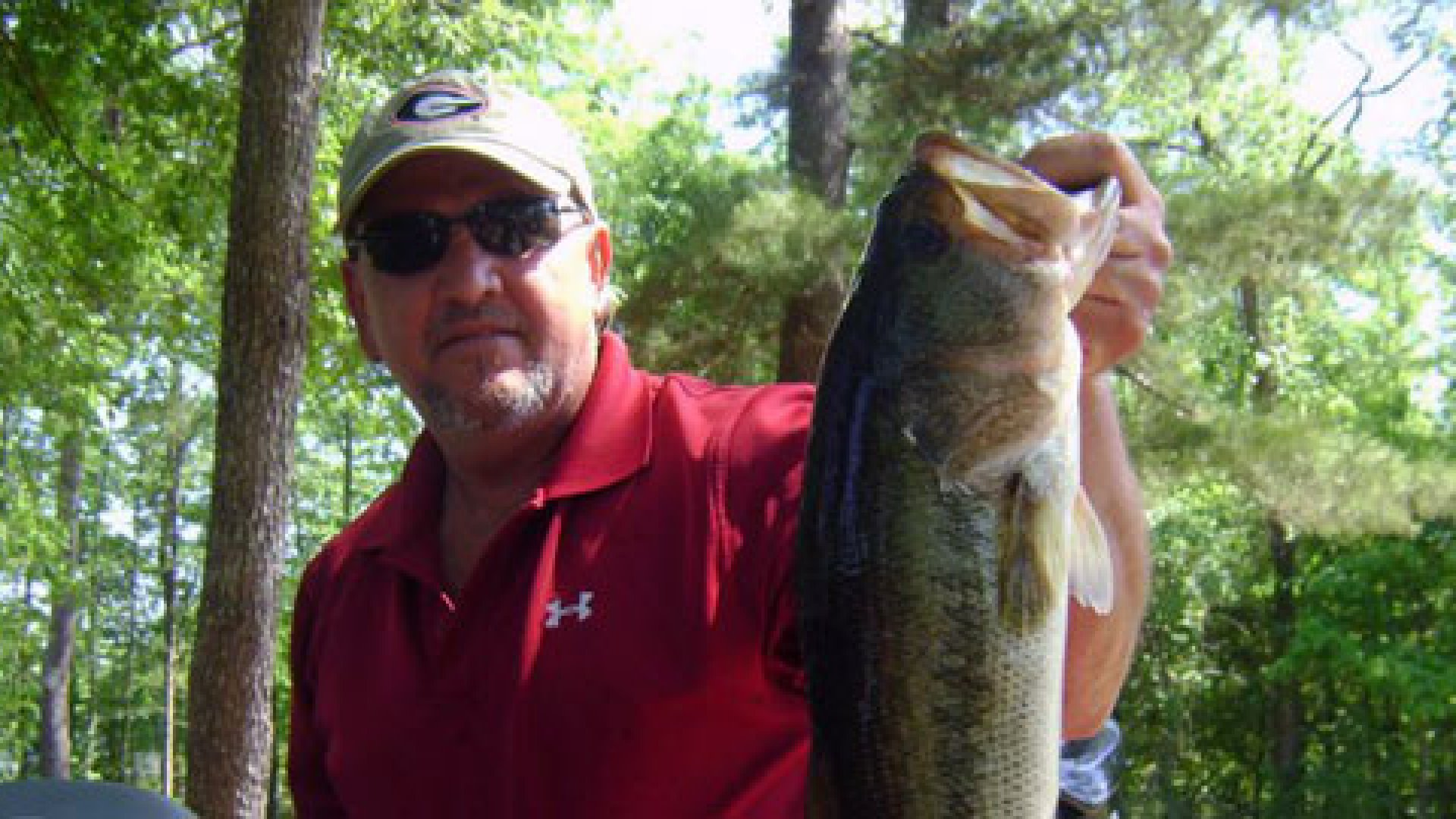 Electric motors specialist Ed Tidman won Southern Rewinding's annual bass tournament this April, benefiting a local wildlife foundation.