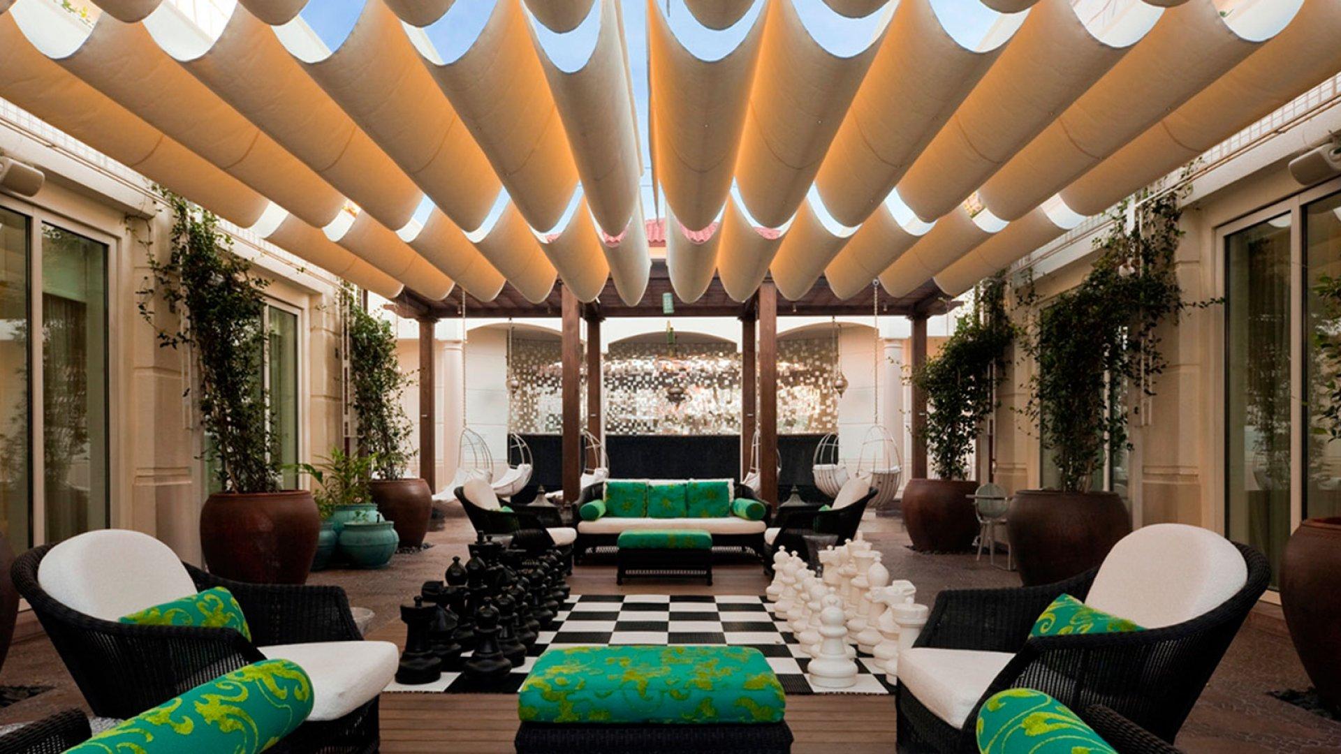 Spa at Eau Palm Beach Resort and Spa, FL.