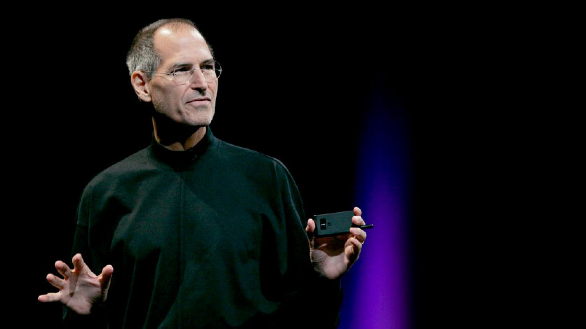 Steve Jobs wasn't successful just because of his brilliance---he truly understood what people wanted.