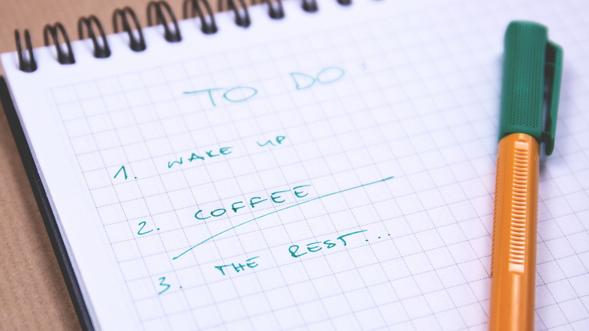How to Make Better To-Do Lists