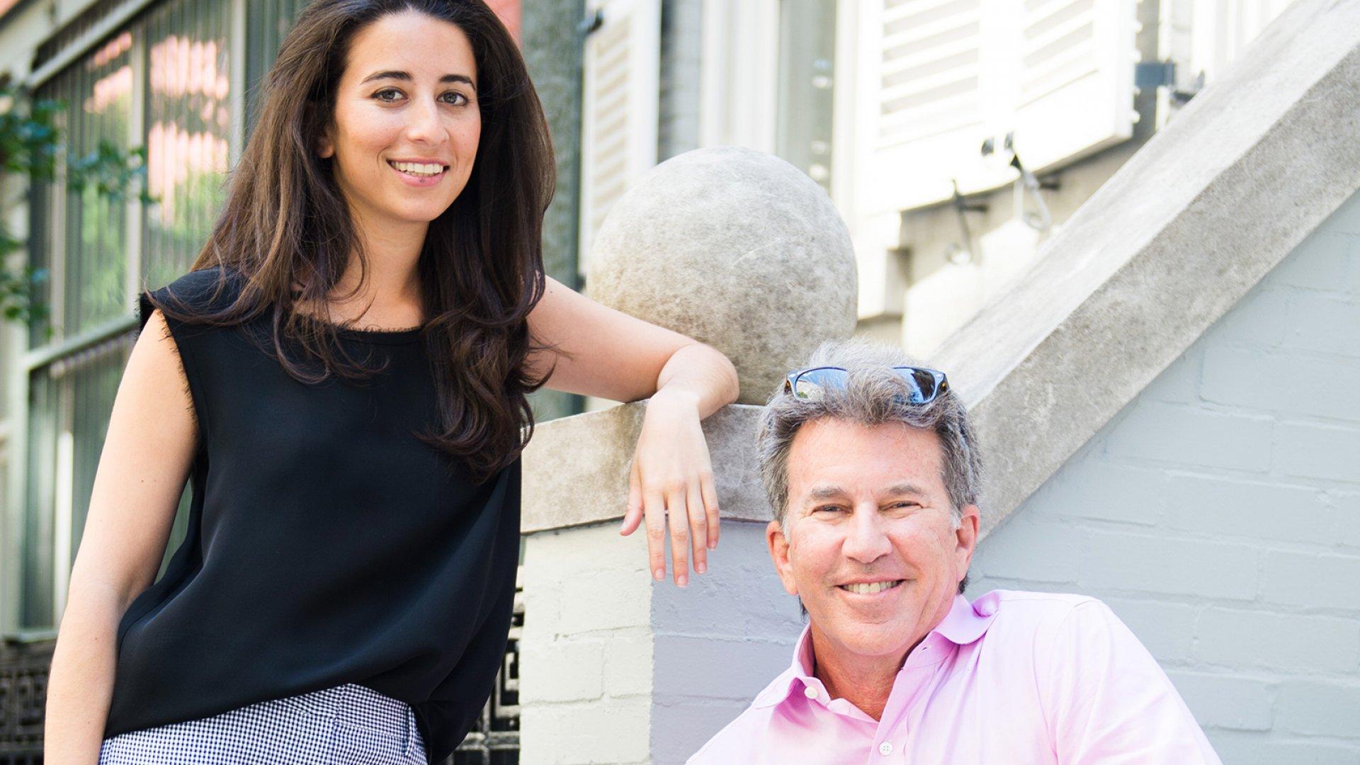 Sustain Natural's Meika and Jeffrey Hollender