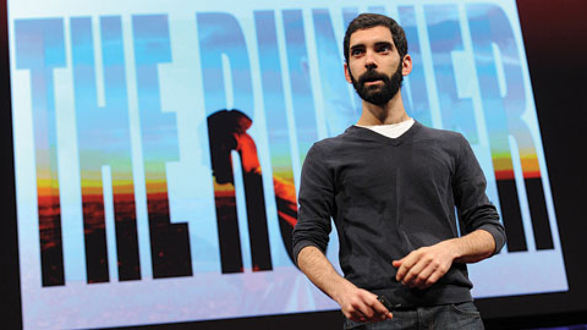 Senior fellow Saeed Taji Farouky is an award-winning documentary director and is among the many speakers at the 2011 TED conference.