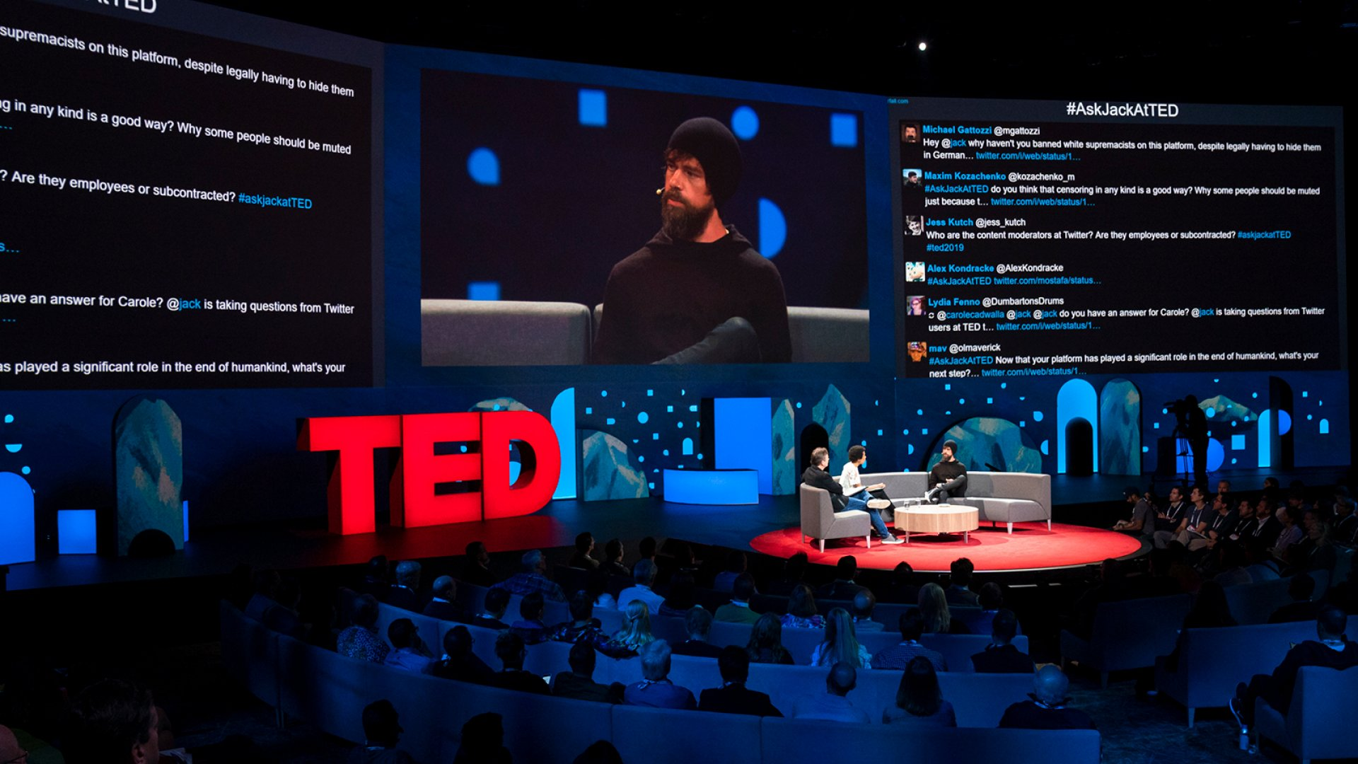 At TED, CEO Jack Dorsey Shared His Regret About Twitter