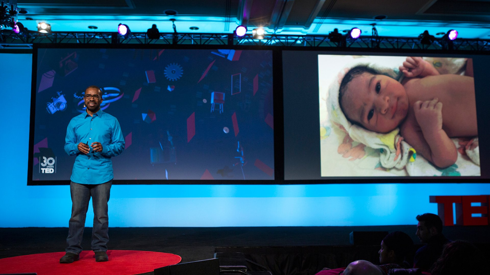 What I Learned From My First TED Talk
