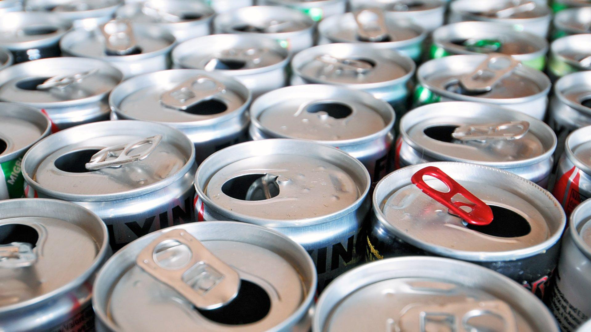 Entrepreneurs: Step Away from the Energy Drinks