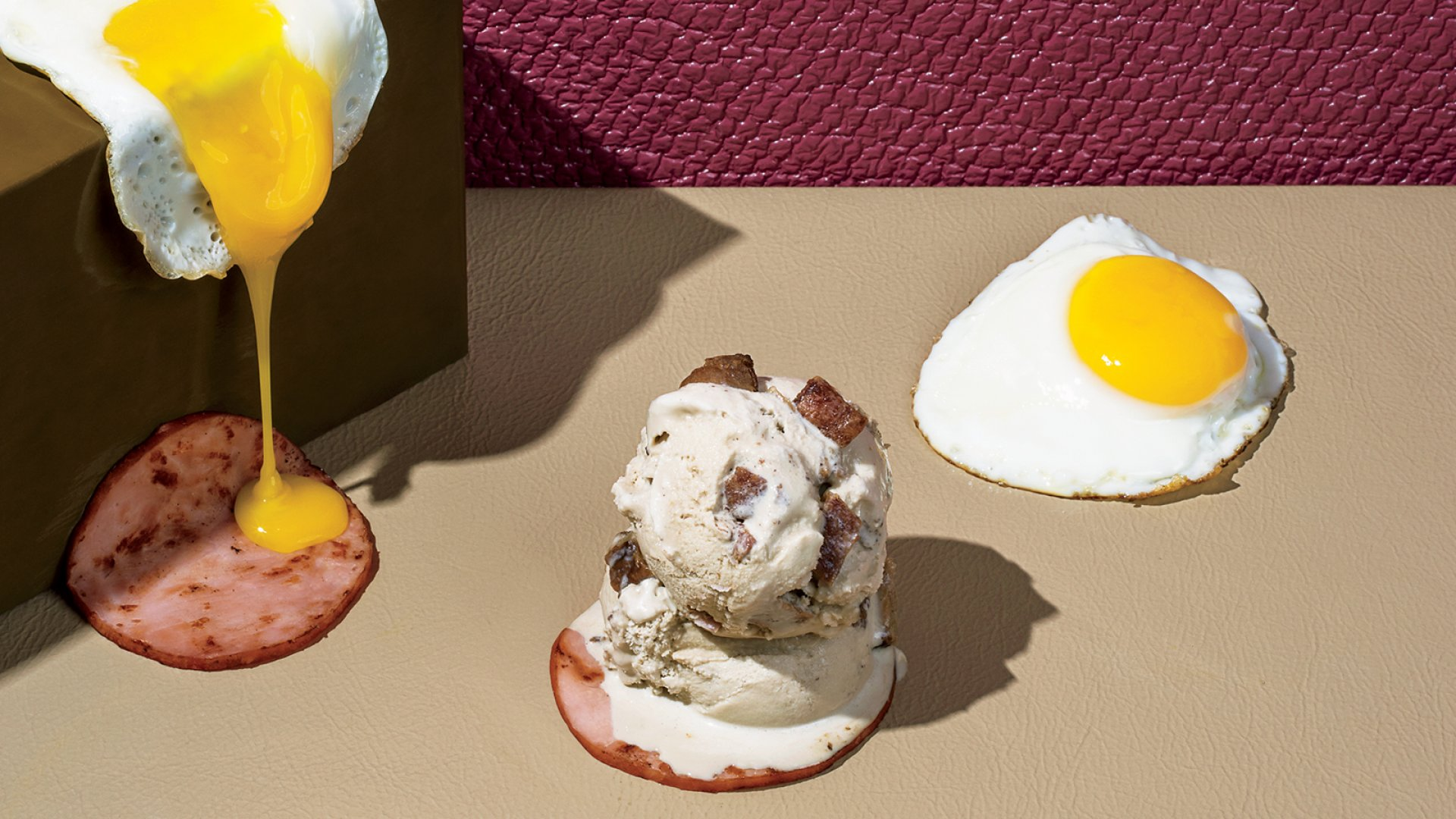 This Ice Cream Is the Hottest Dessert of the Summer, and It Tastes Like Pork