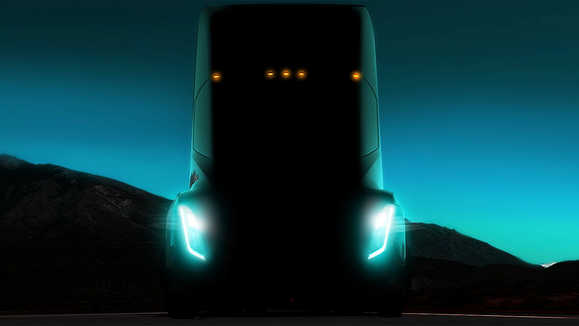 Elon Musk Reveals Details of Tesla's Self-Driving Electric Truck Unveiling