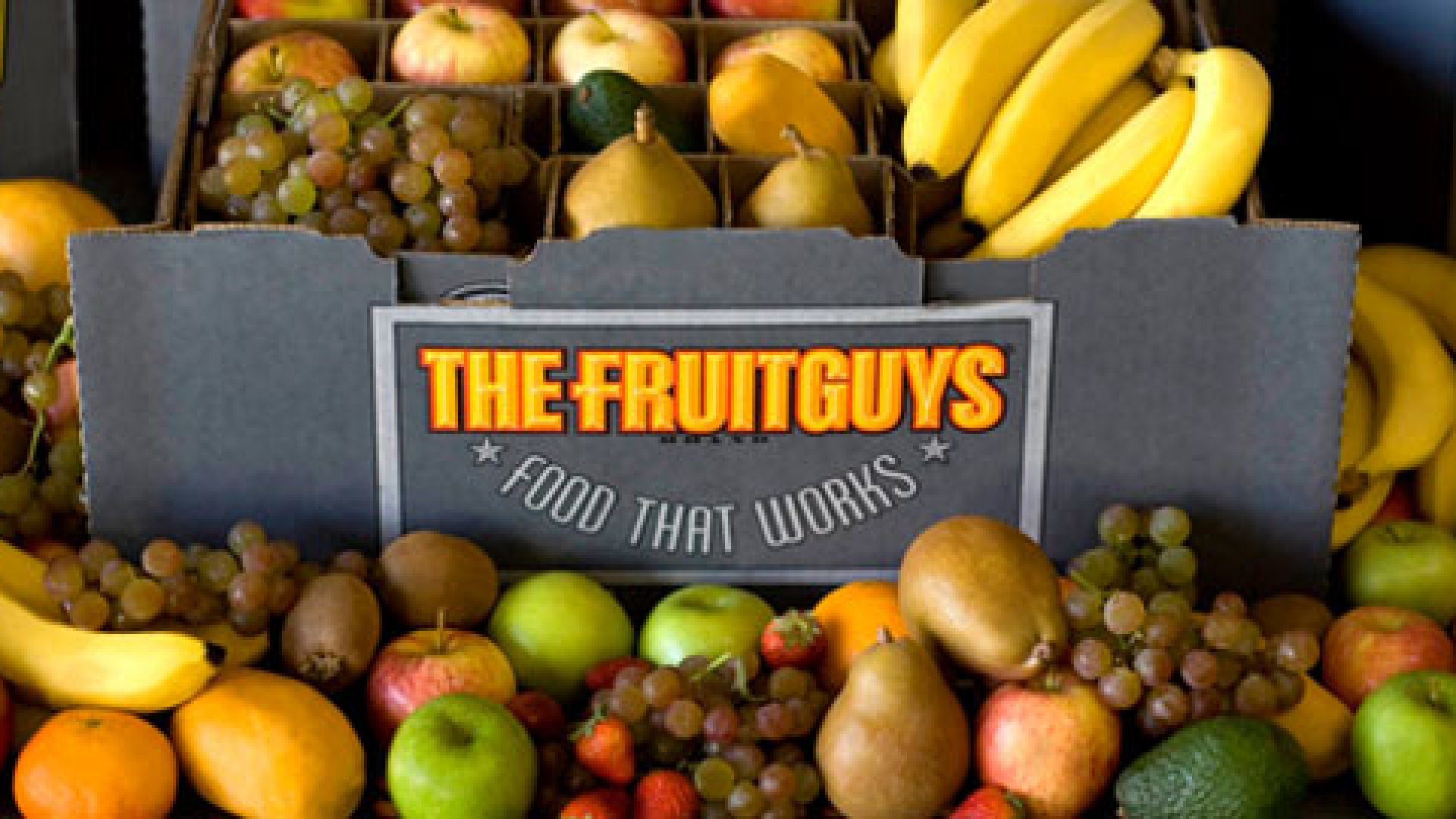 Fruit is the staple of The FruitGuys' business and their employees' diets. Every employee receives a box of fresh produce once a week.