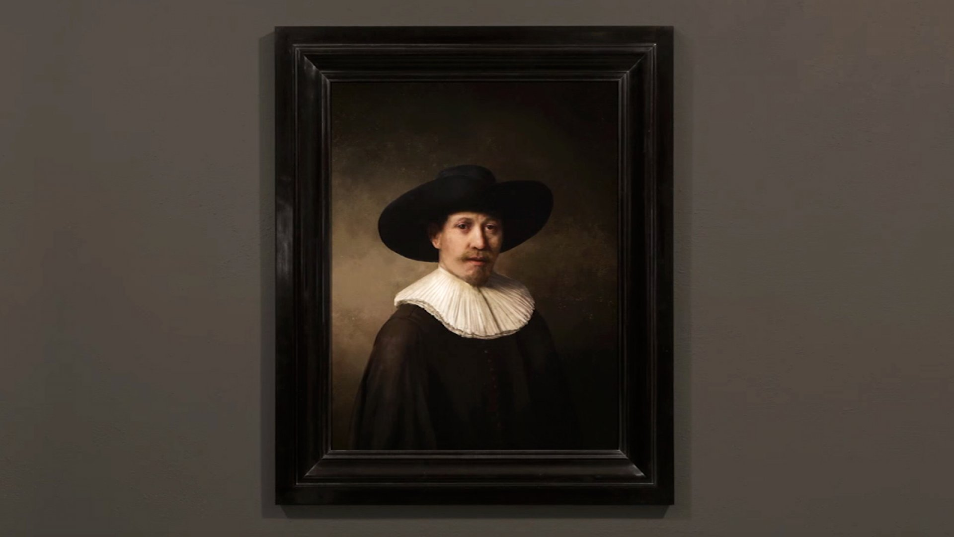 Data, Algorithms, and 3D Printing Brought Rembrandt Back to Life