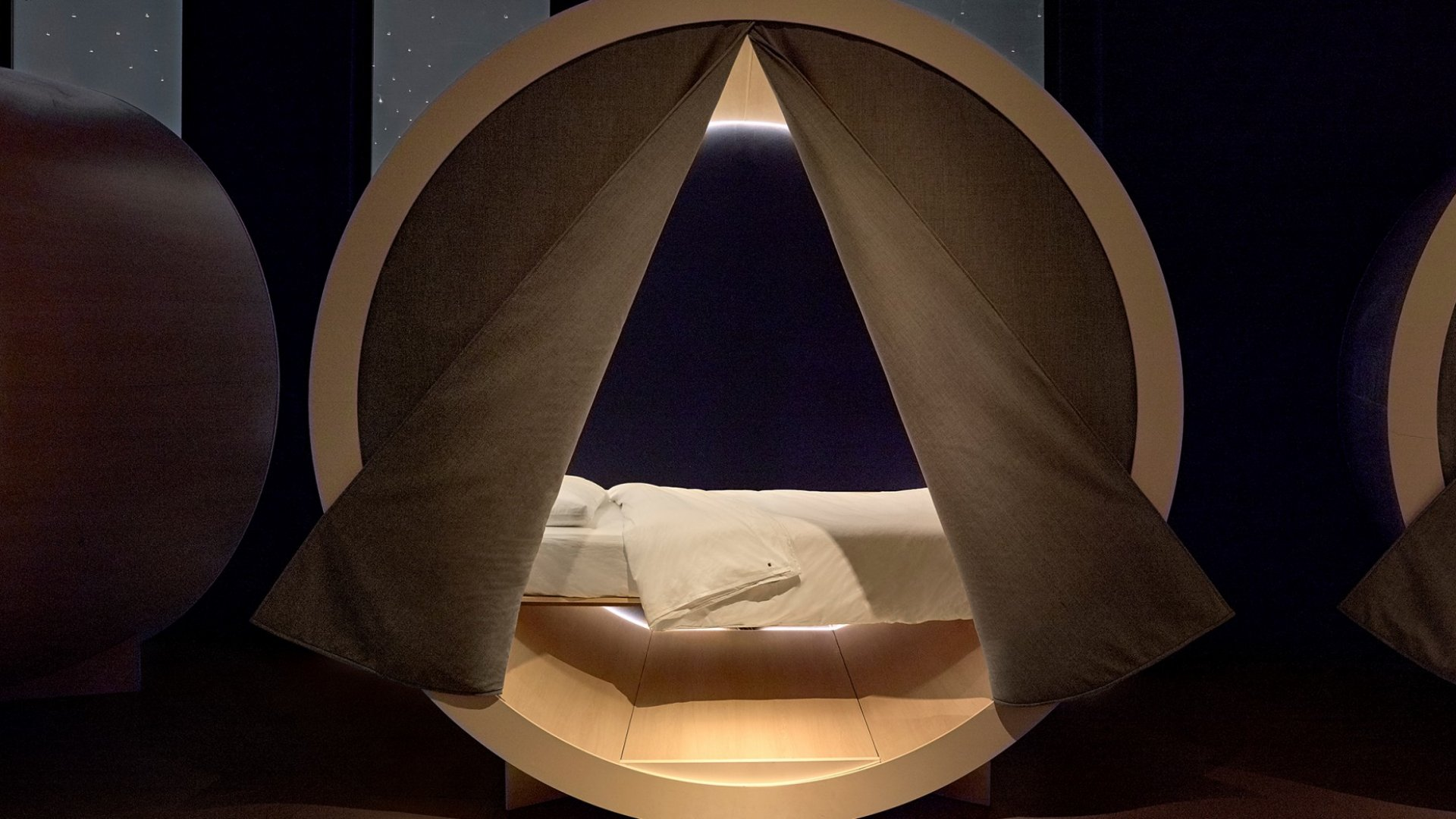 The Dreamery introduced by Casper to New York City, where visitors can book 45-minutes of downtime for $25.