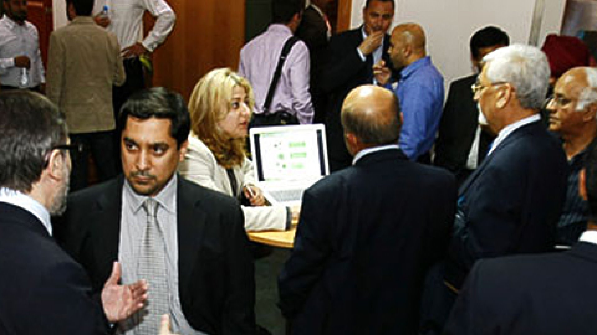 TiE Global event, Dubai