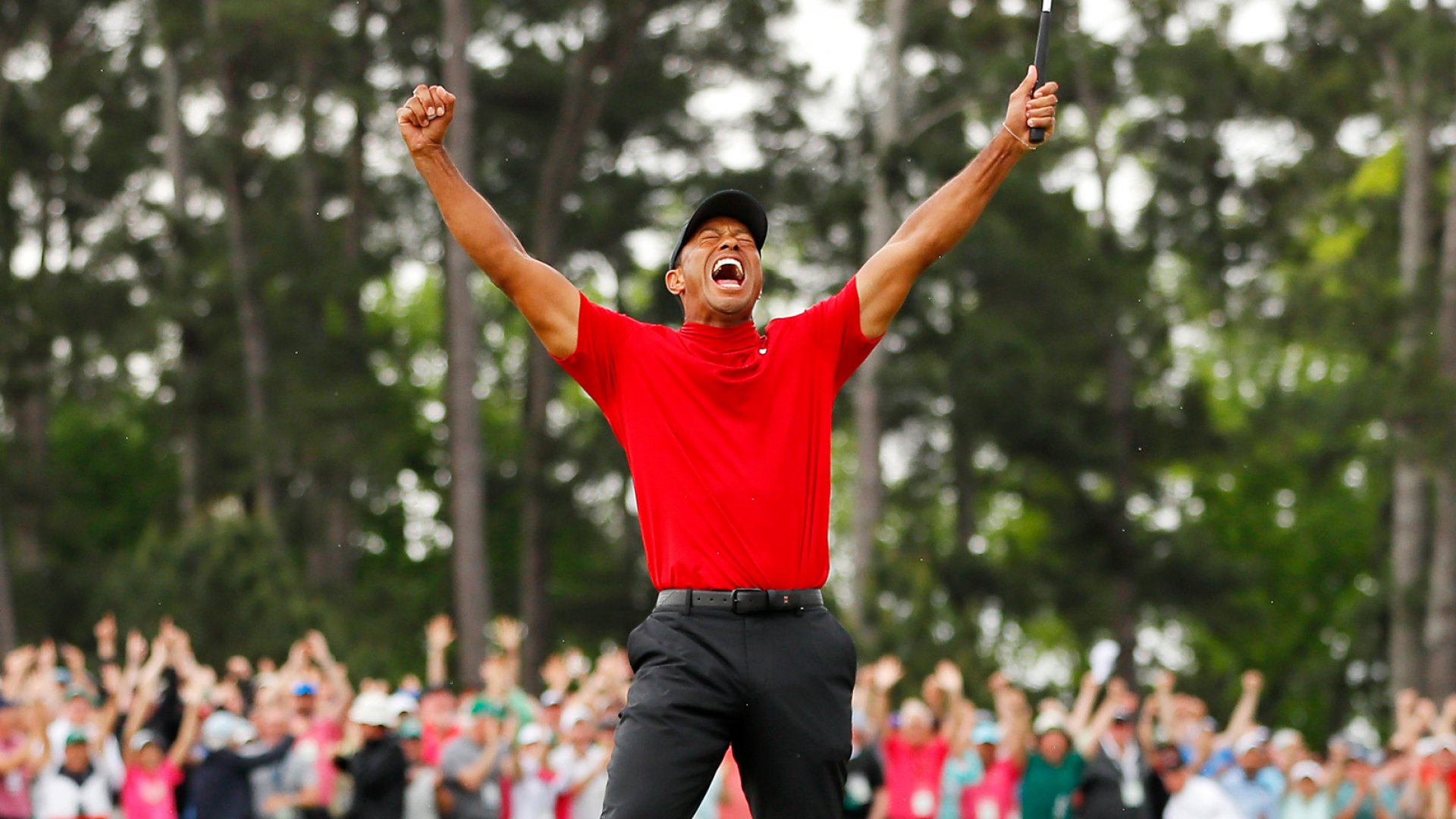 Tiger Woods Winning The Masters Is A Lesson In Real Redemption For All Of Us Inc Com