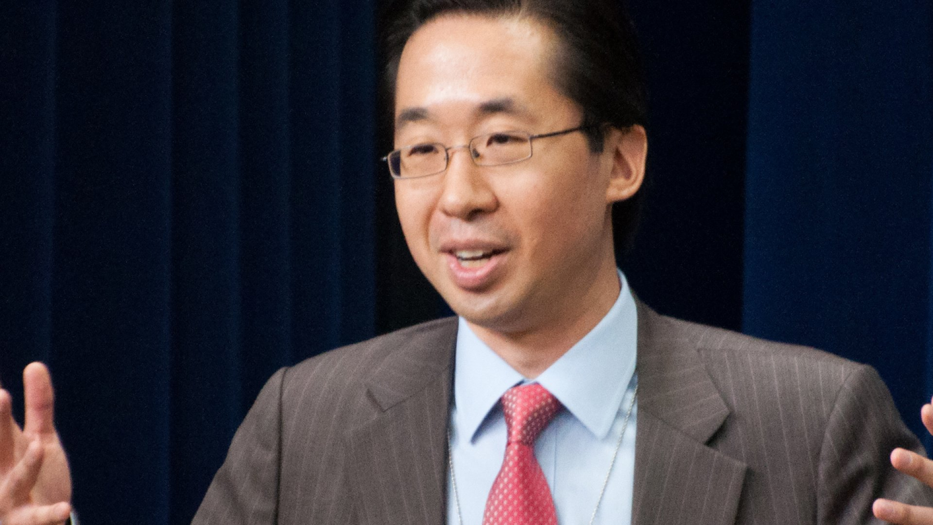 Washington Makes an Appeal to New York Tech Entrepreneurs