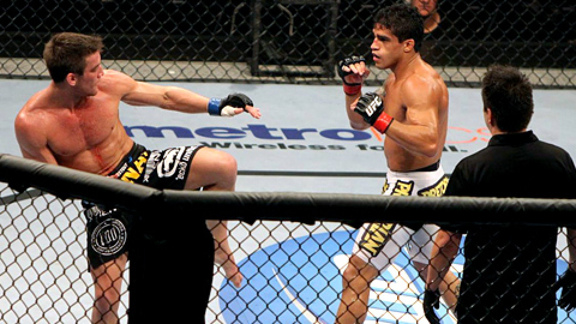 BlueGrace Logistics found that UFC sponsorships were more affordable <em>and</em> a better fit with its customer base.