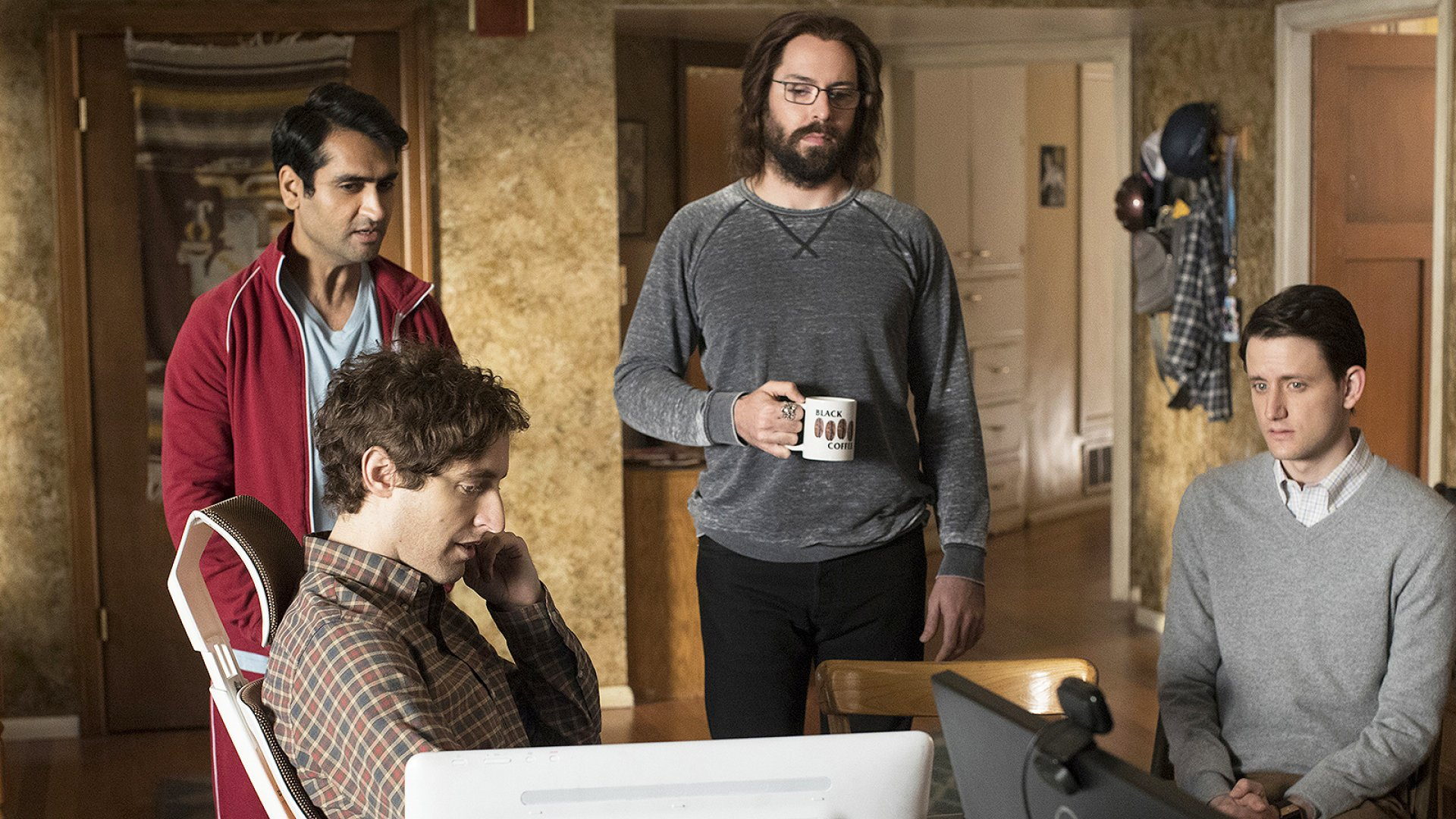 "In its fourth season, the characters of HBO's ""Silicon Valley"" grapple with a tough question entrepreneurs face: do you compromise the soul of your company in exchange for financial success?"