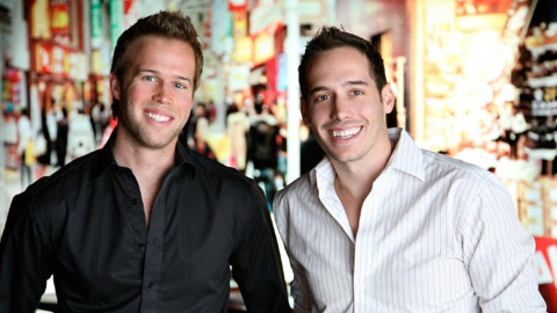 Brothers Courtney and Carter Reum founded VeeV in 2007.