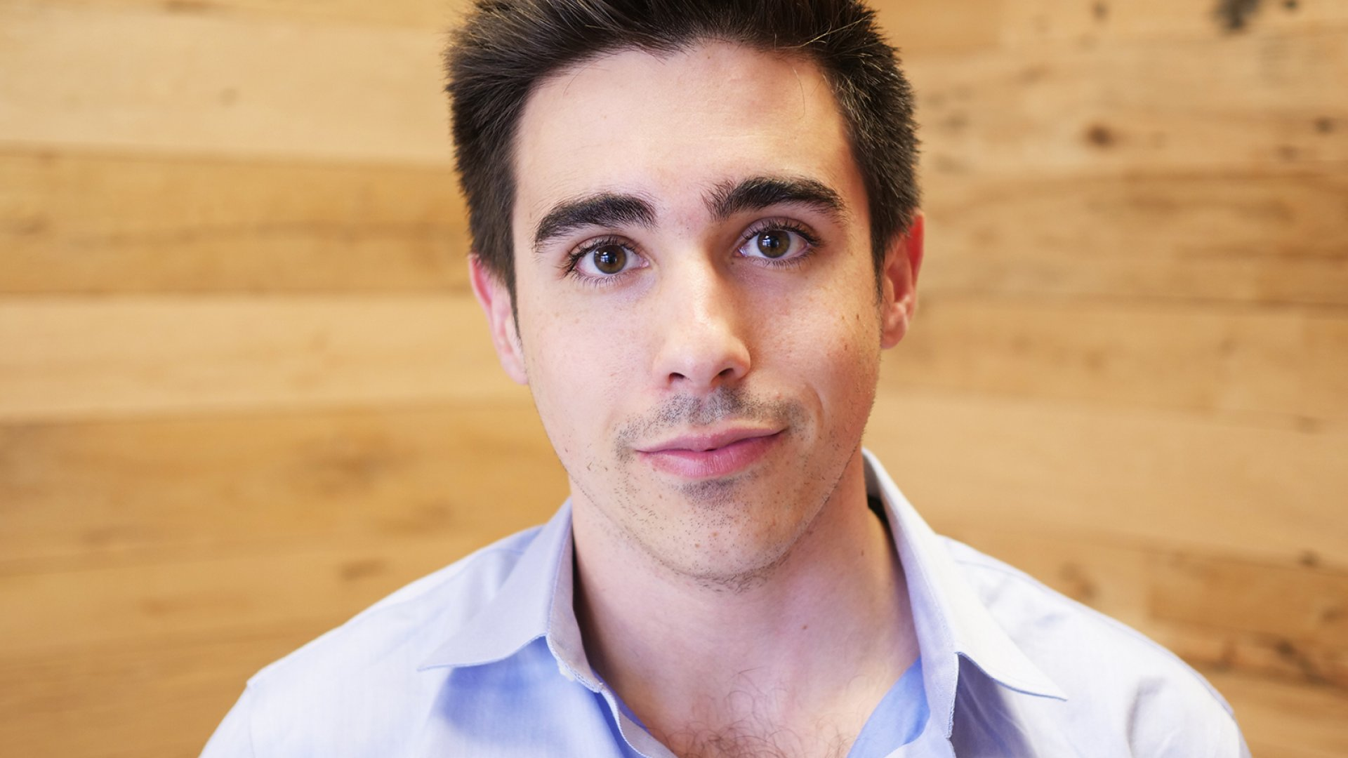 Airfox founder and 'Dreamer' Victor Santos.